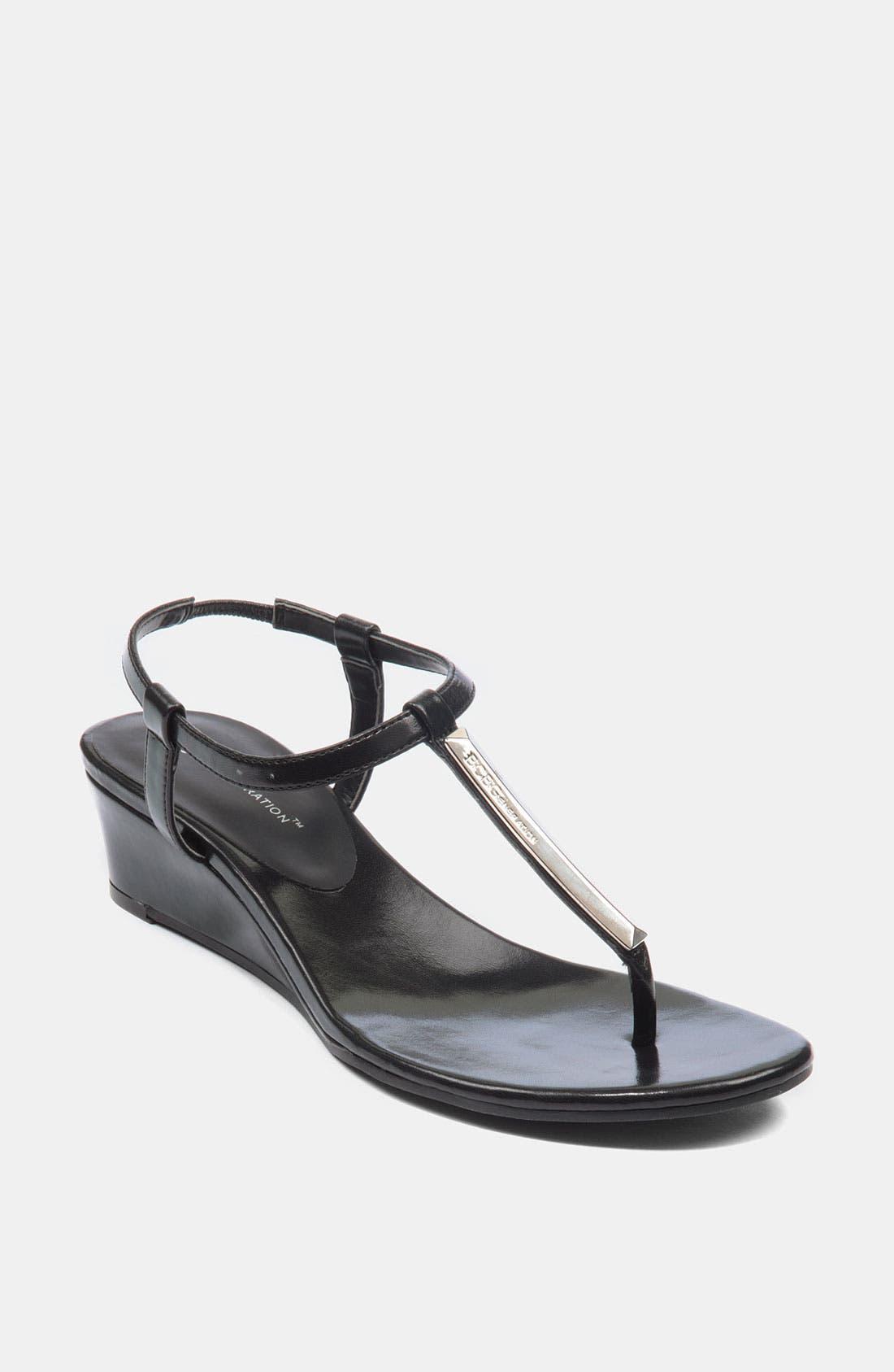 Alternate Image 1 Selected - BCBGeneration 'Jiffie' Sandal