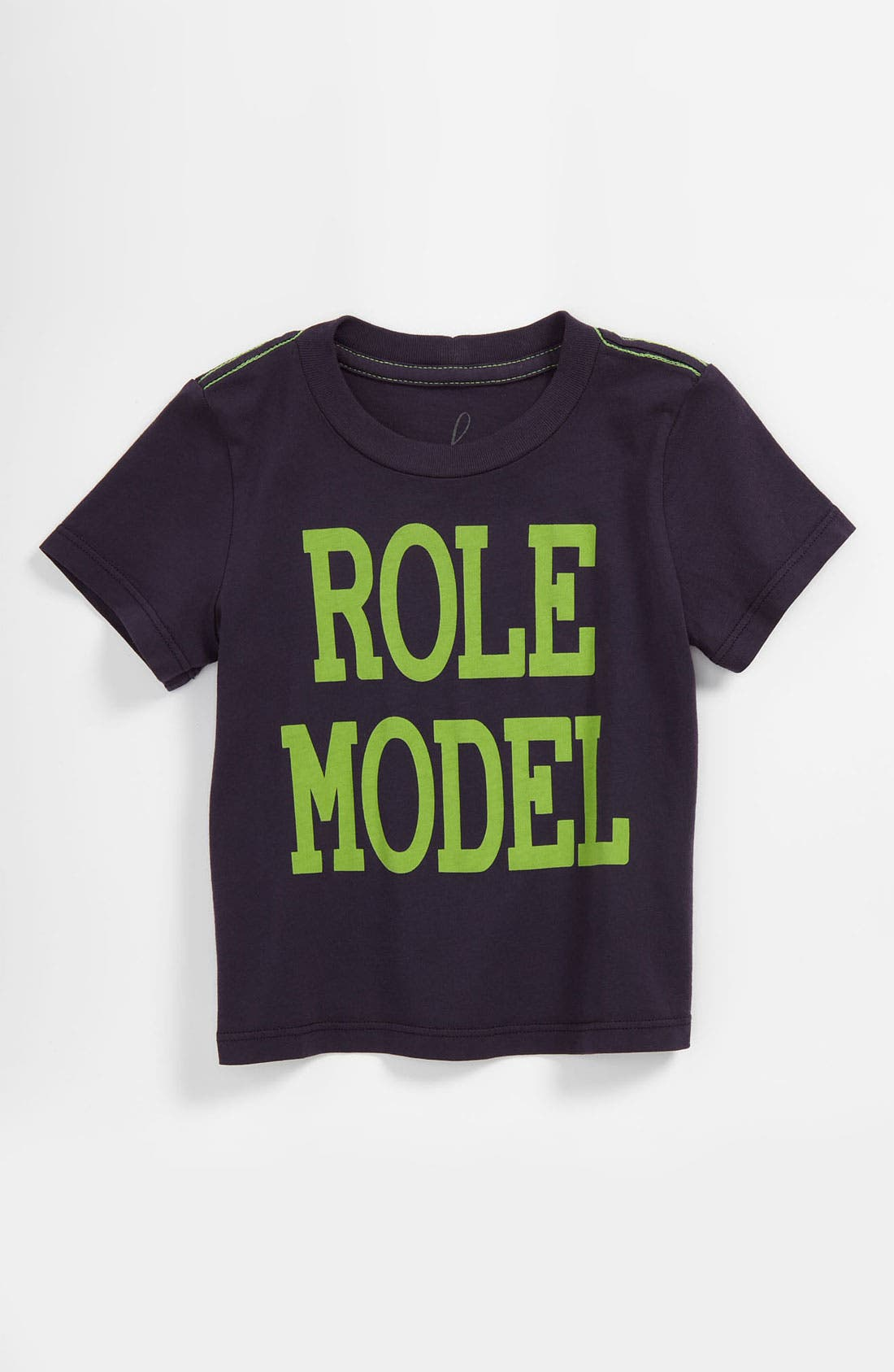 Alternate Image 1 Selected - Peek 'Role Model' T-Shirt (Baby)