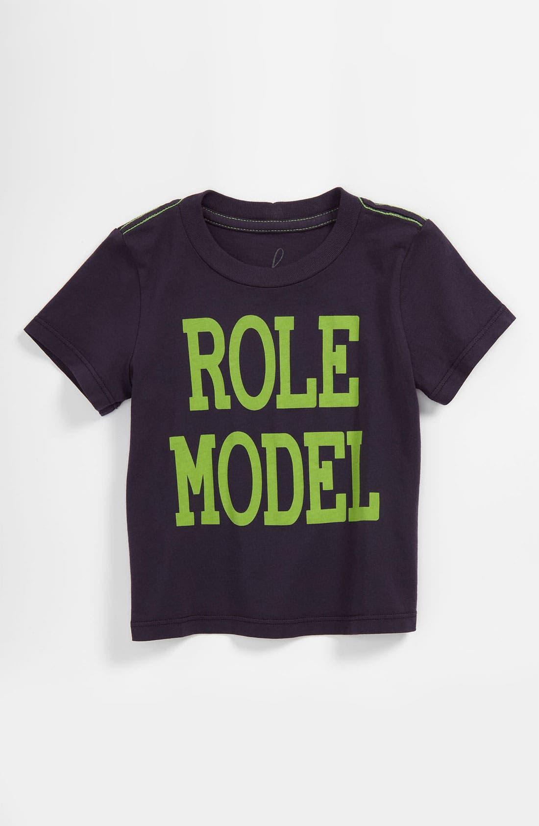 Main Image - Peek 'Role Model' T-Shirt (Baby)