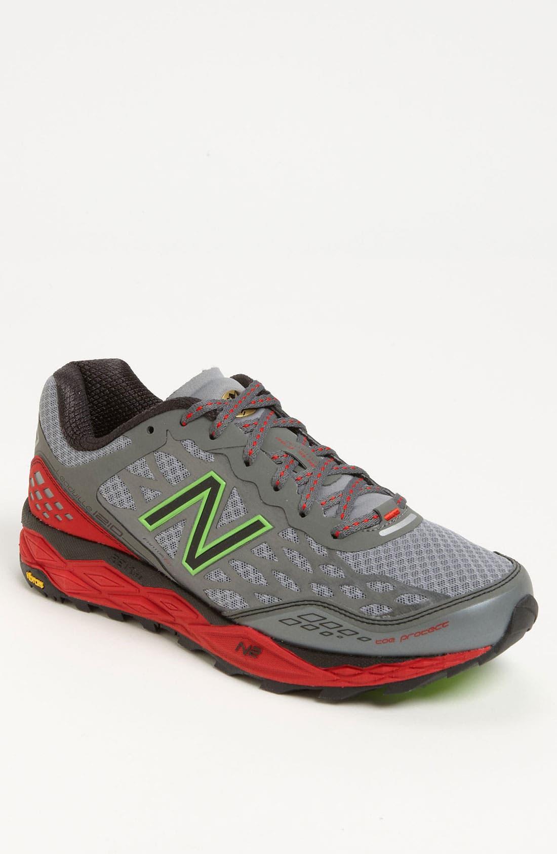 Alternate Image 1 Selected - New Balance '1210' Trail Running Shoe (Men)