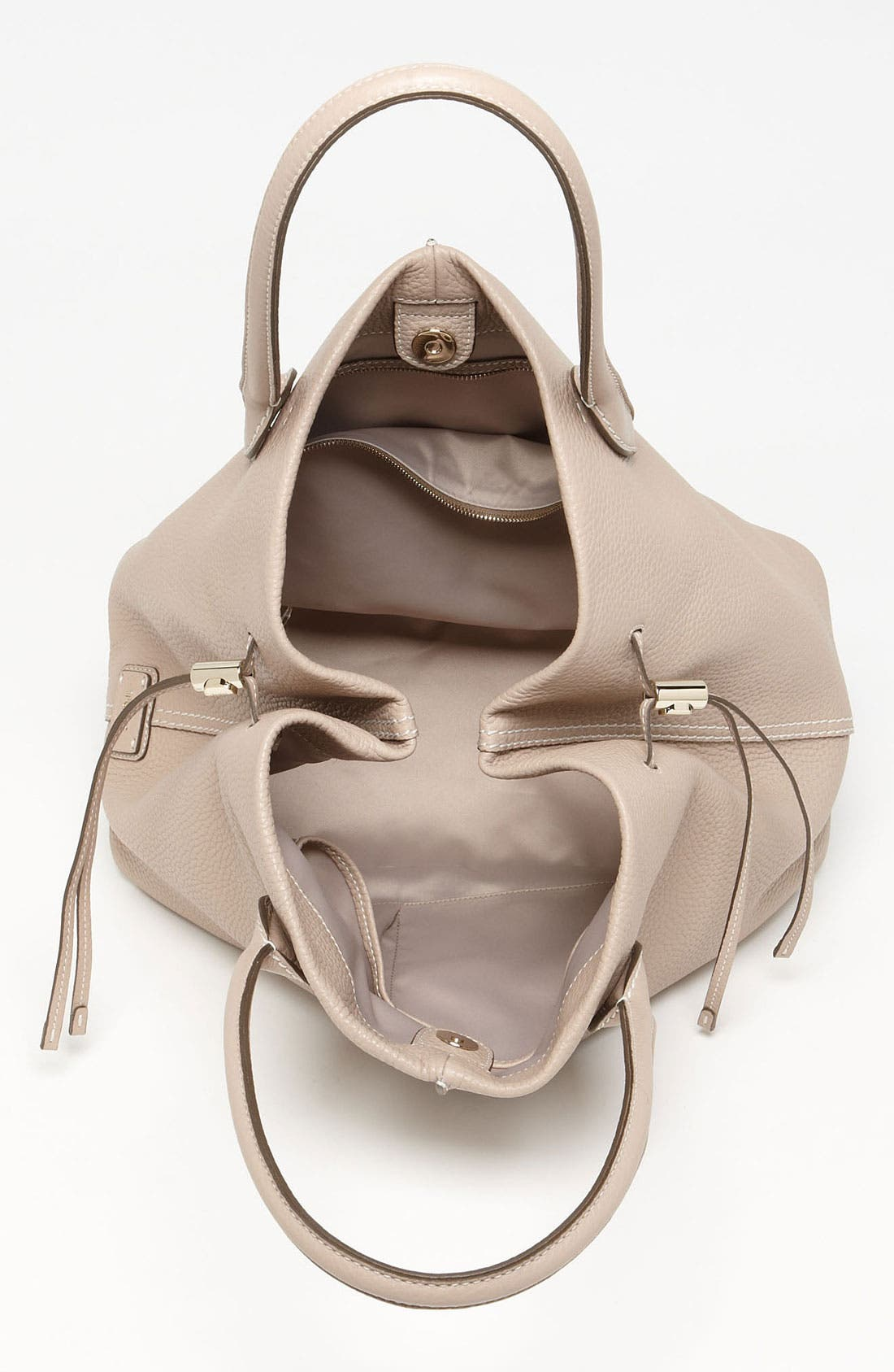 Alternate Image 3  - Tod's 'D-Styling' Leather Shopper