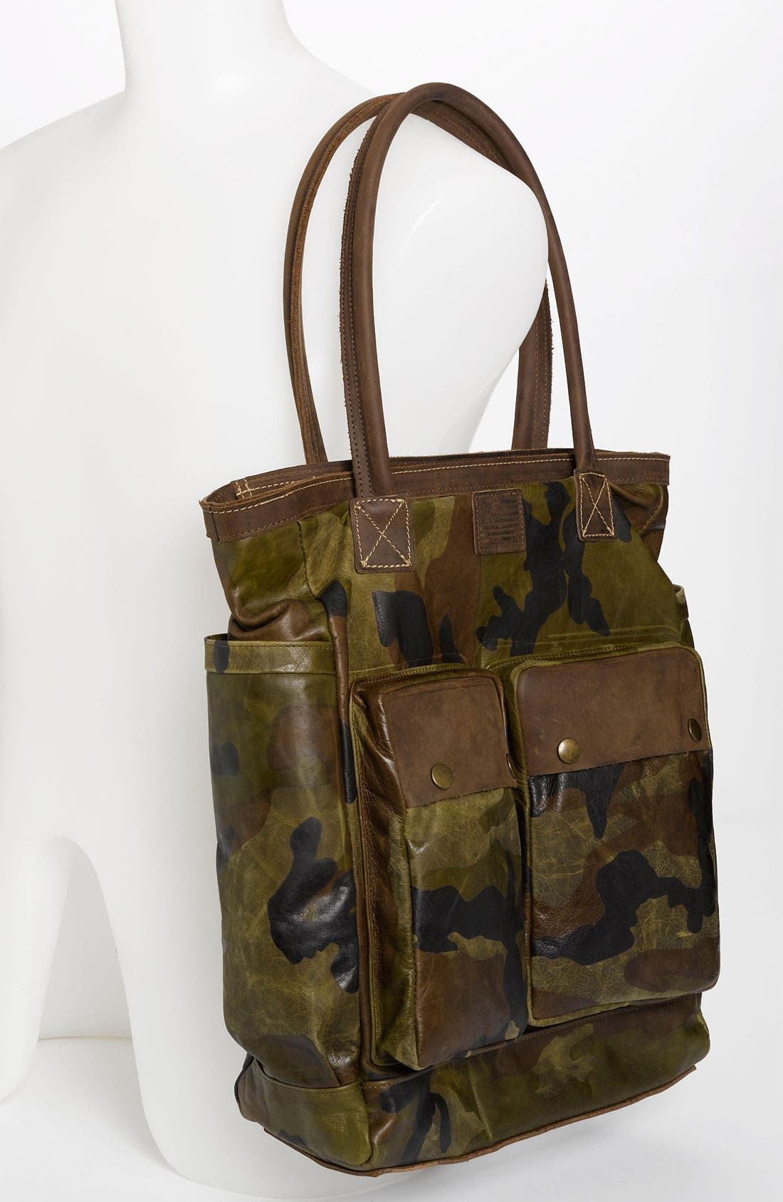 Alternate Image 4  - Insubordinate Lads 'Jermyn' Lambskin Leather Tote