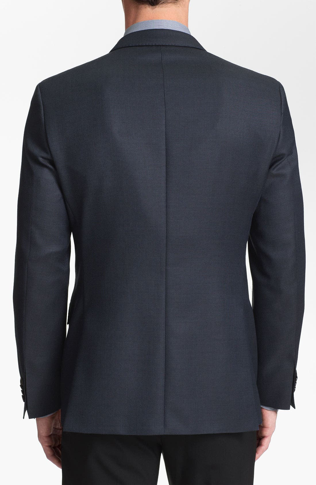 Alternate Image 2  - BOSS HUGO BOSS 'James' Trim Fit Blazer