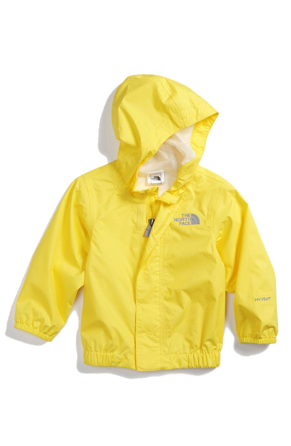 Alternate Image 1 Selected - The North Face 'Tailout' Rain Jacket (Infant)