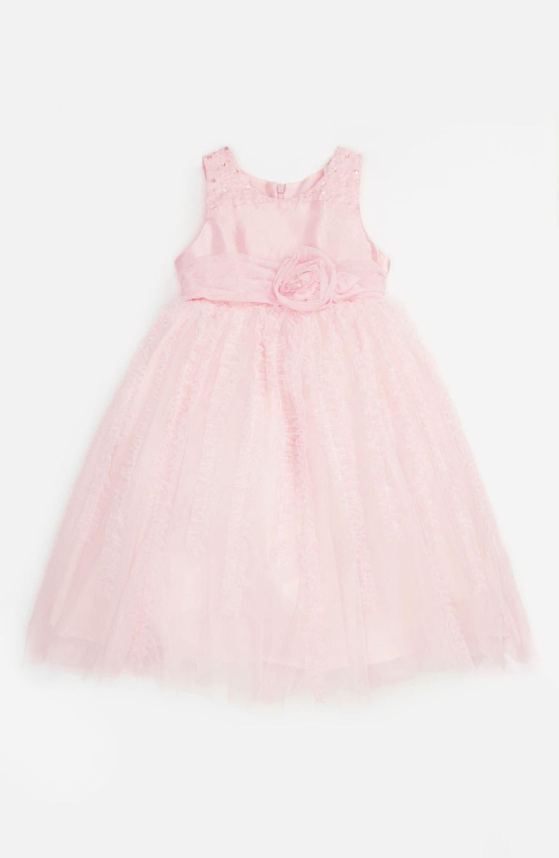 Alternate Image 1 Selected - Isobella & Chloe 'Fairy Floss' Dress (Toddler)