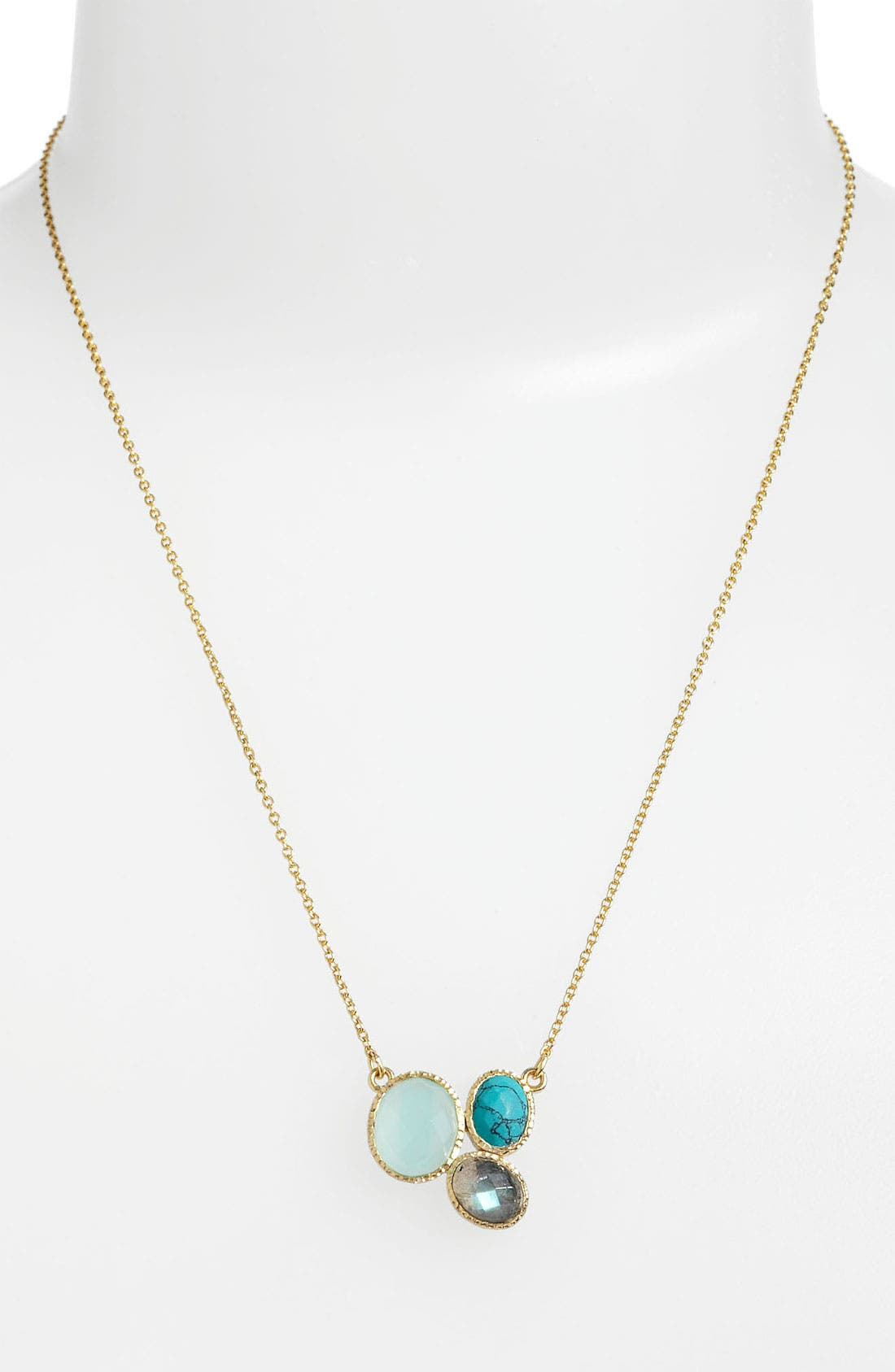 Main Image - Argento Vivo 'Bauble Bar' Cluster Pendant Necklace (Nordstrom Exclusive)