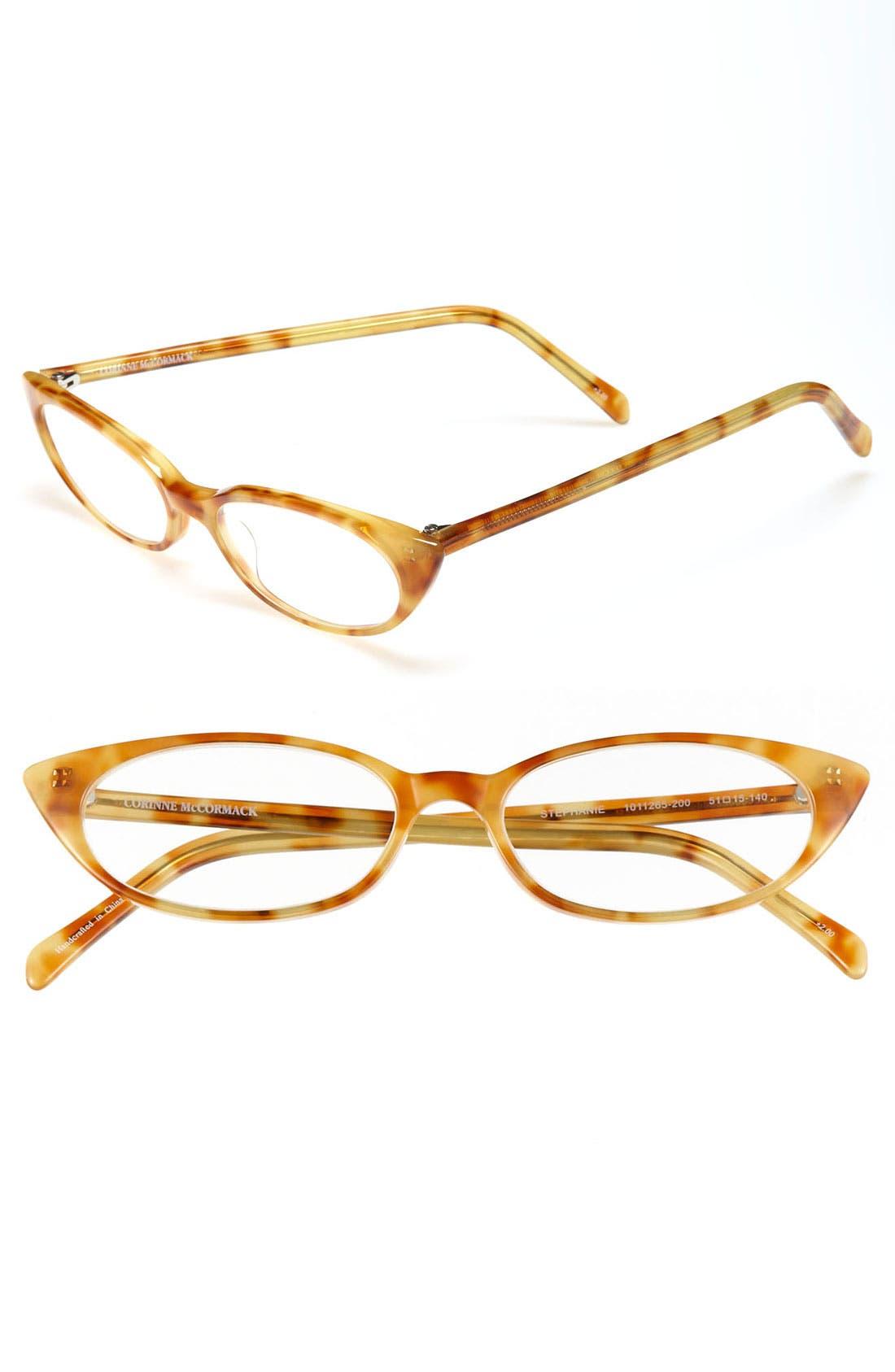 Main Image - Corinne McCormack 'Stephanie' 51mm Reading Glasses