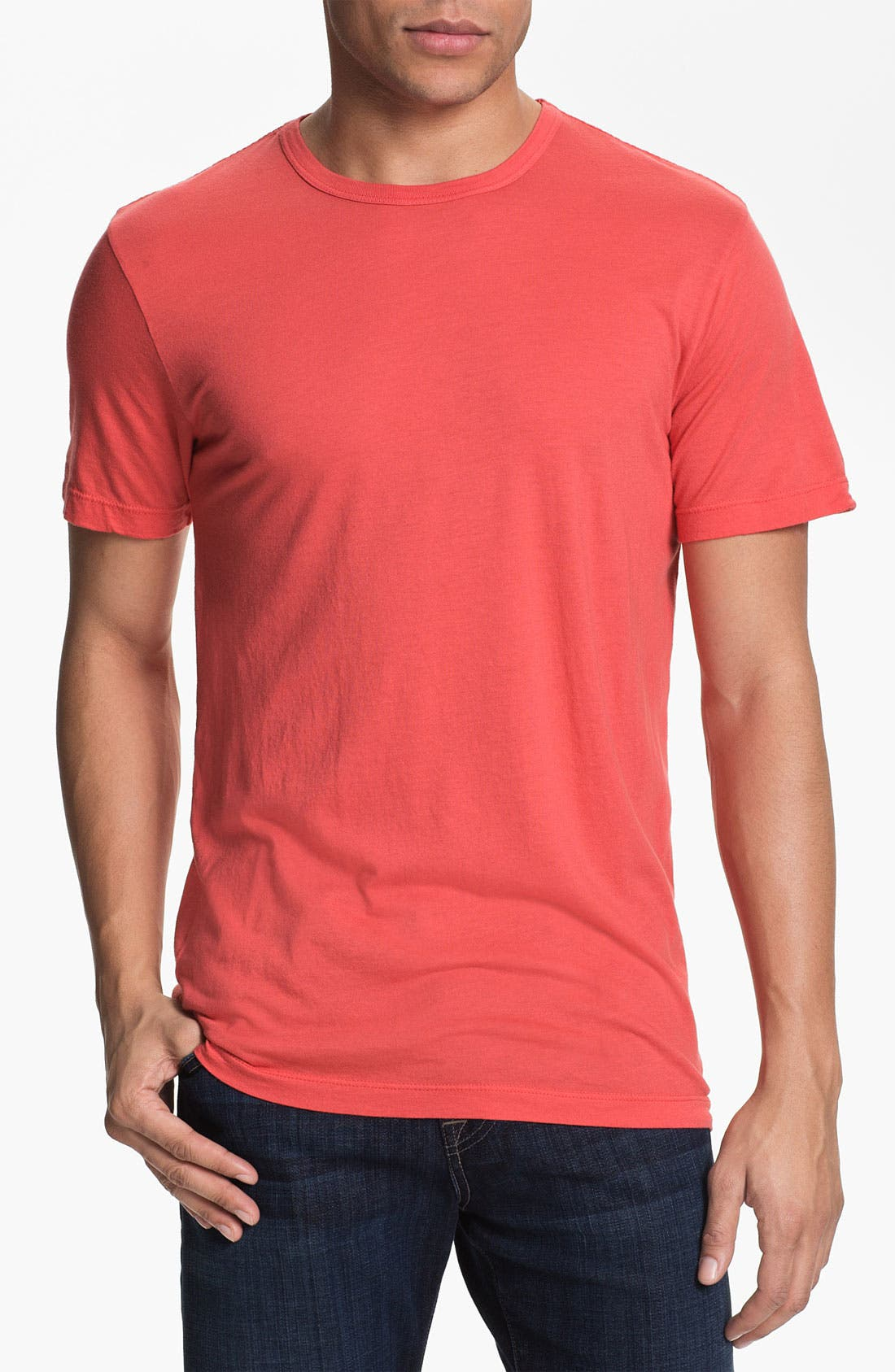 Alternate Image 1 Selected - Splendid Mills 'Always' Crewneck T-Shirt
