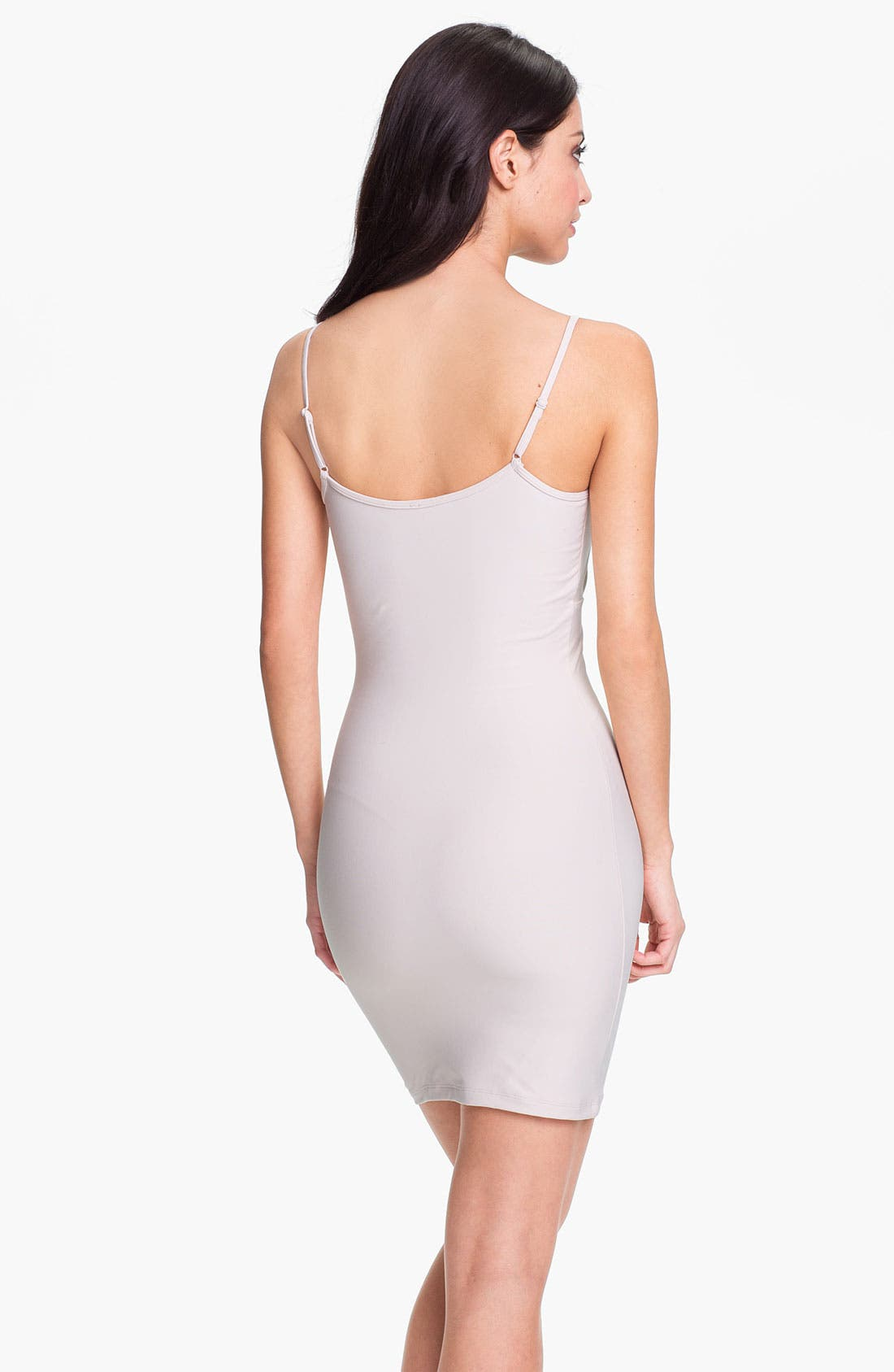 Alternate Image 2  - SPANX® 'Spoil Me Cotton' Shaping Slip