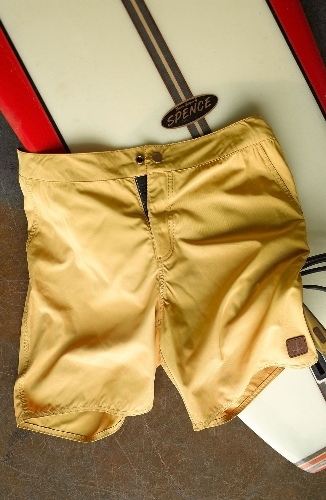 Alternate Image 4  - Obey 'Harbor Master II' Board Shorts