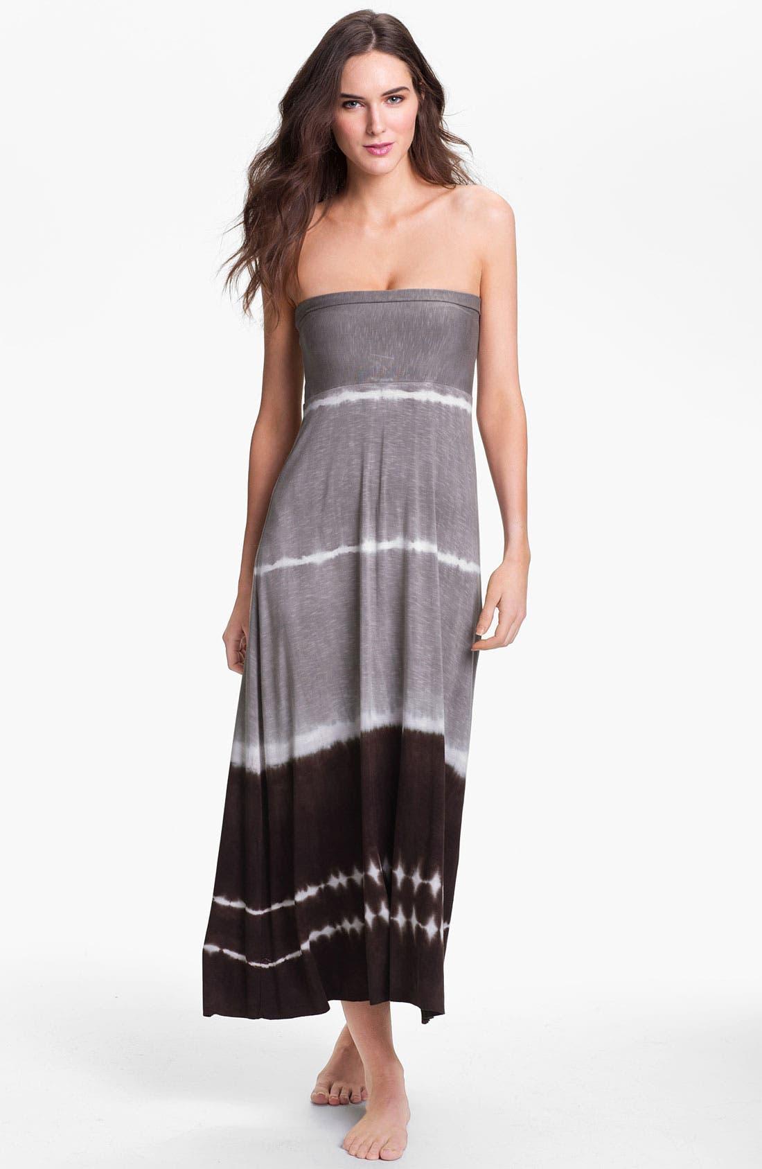 Alternate Image 1 Selected - Lucky Brand Swimwear 'Summer Lovin' Convertible Cover-Up Dress