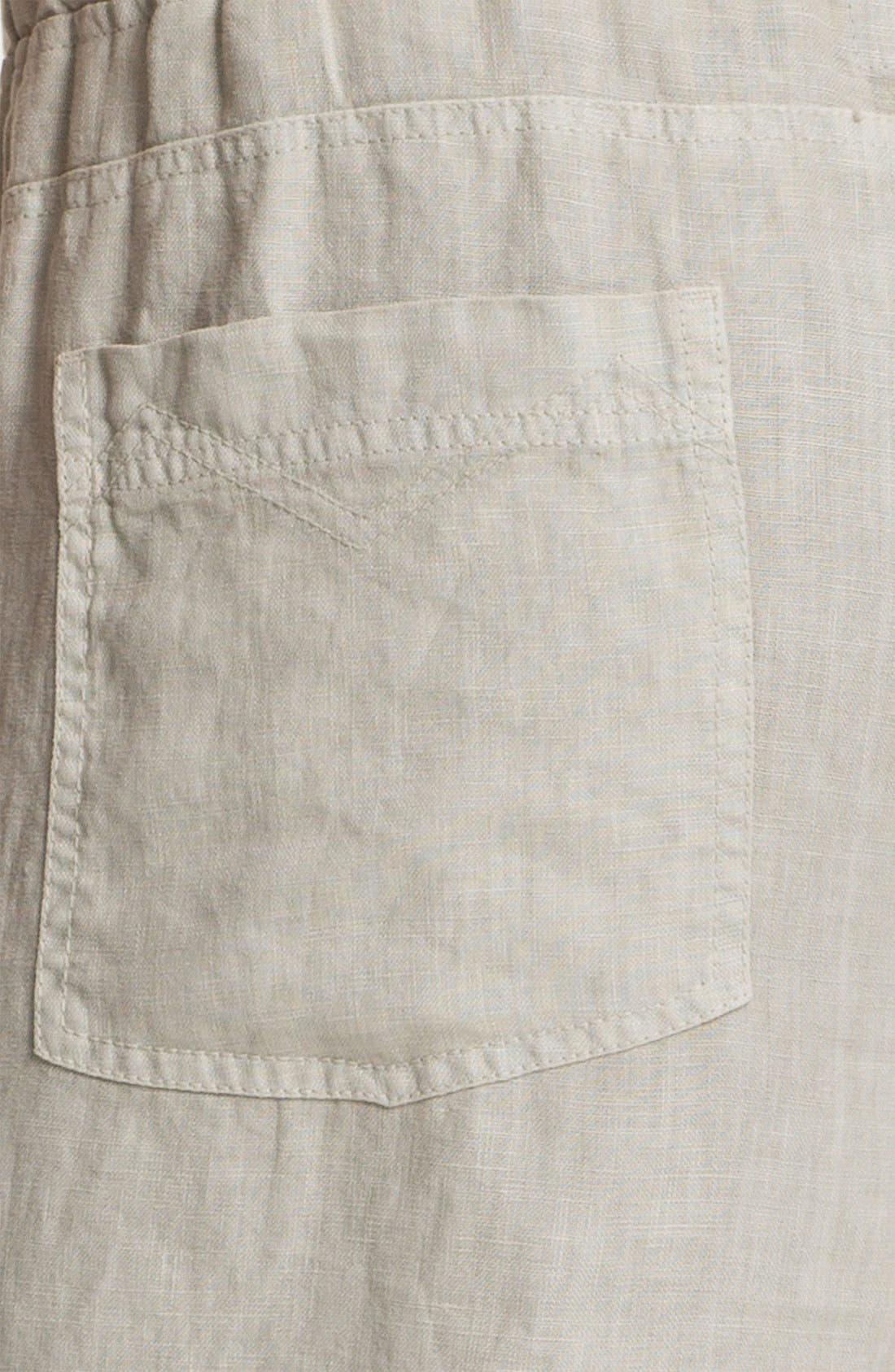 Alternate Image 3  - Daniel Buchler Linen Pants