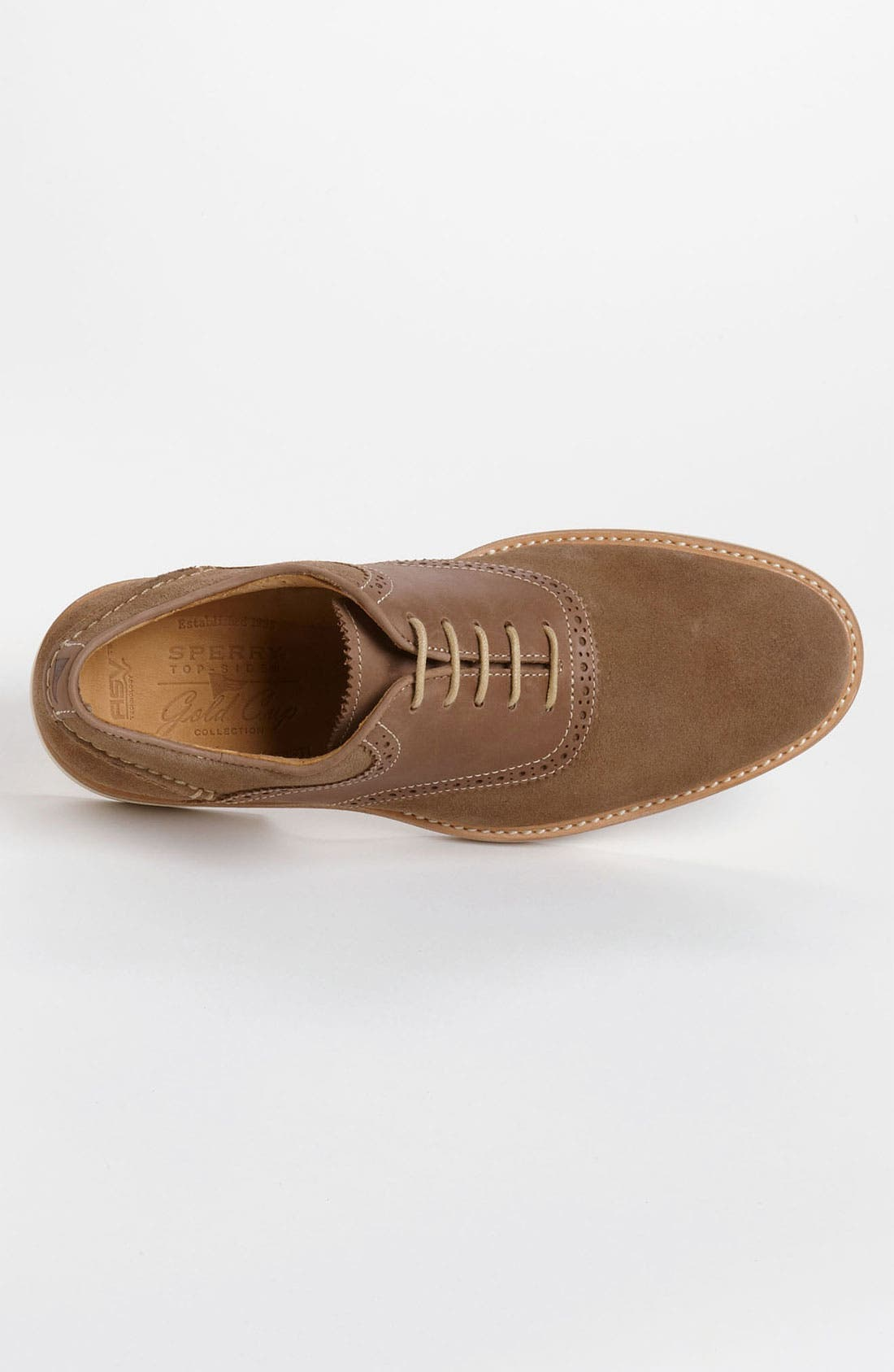 Alternate Image 3  - Sperry Top-Sider® 'Gold Cup' Saddle Shoe