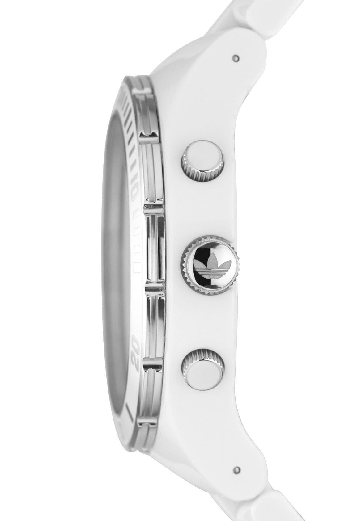 Alternate Image 2  - adidas Originals 'Melbourne' Large Chronograph Bracelet Watch, 50mm