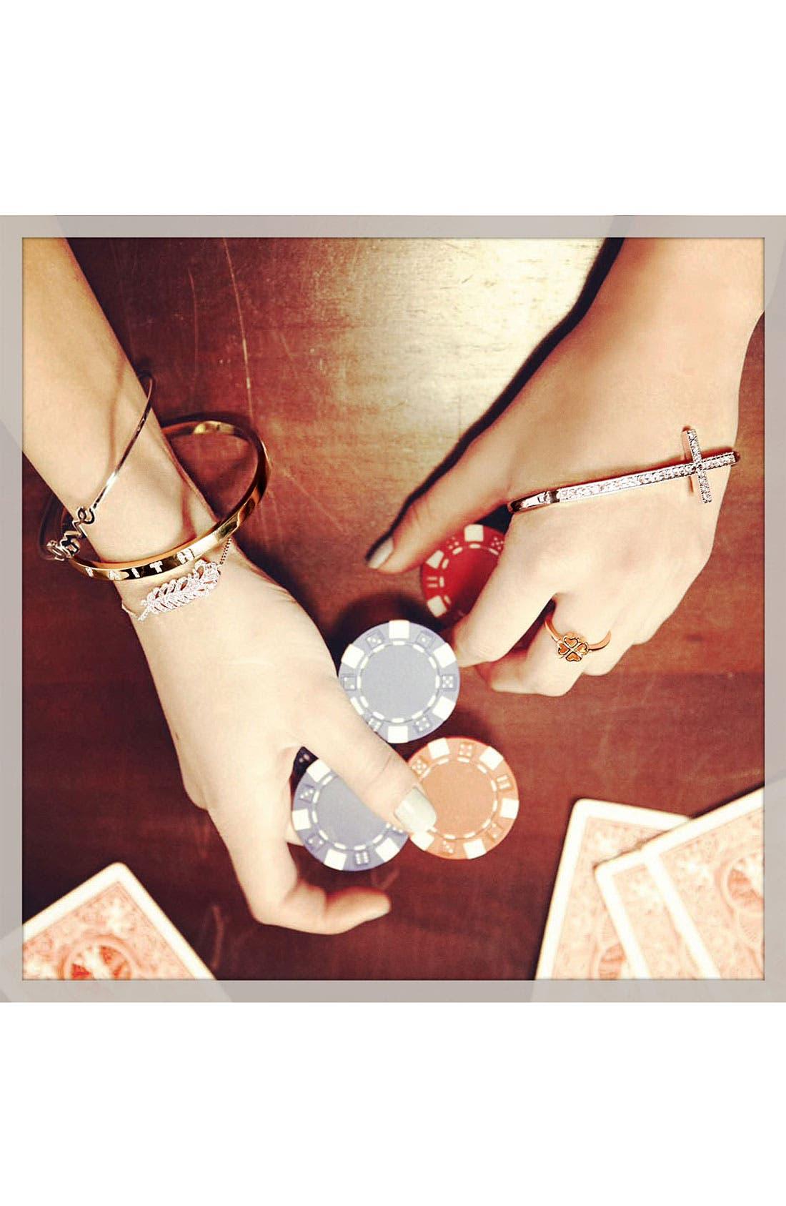 Alternate Image 1 Selected - Nadri Bracelet & Ariella Collection Bangles
