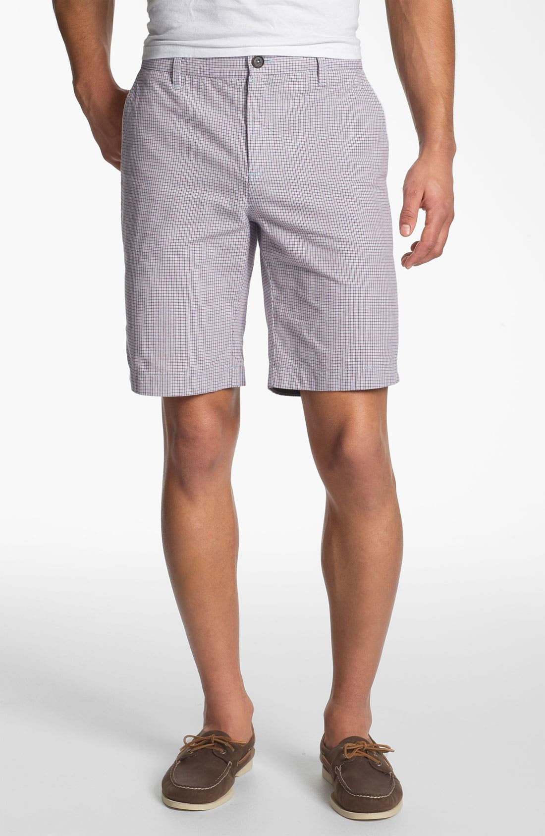Alternate Image 1 Selected - Ted Baker London 'Rewfus' Shorts