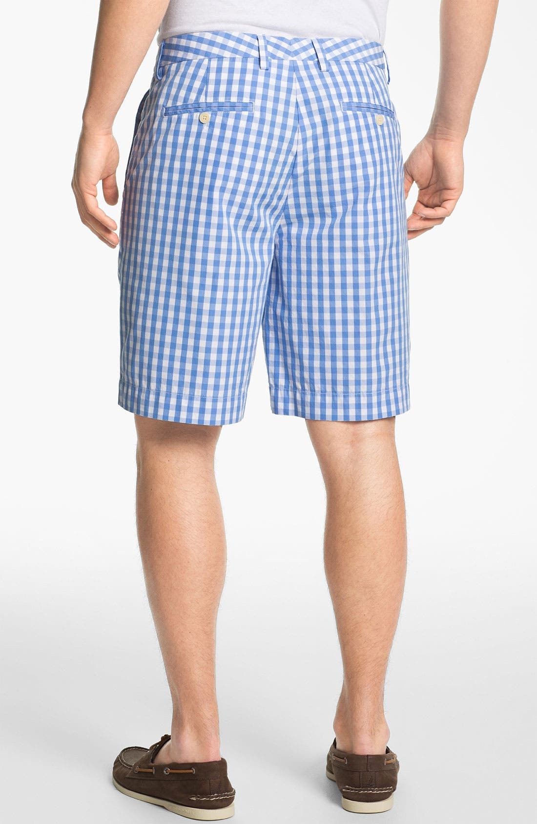 Alternate Image 2  - Vineyard Vines 'Breakers' Poplin Shorts