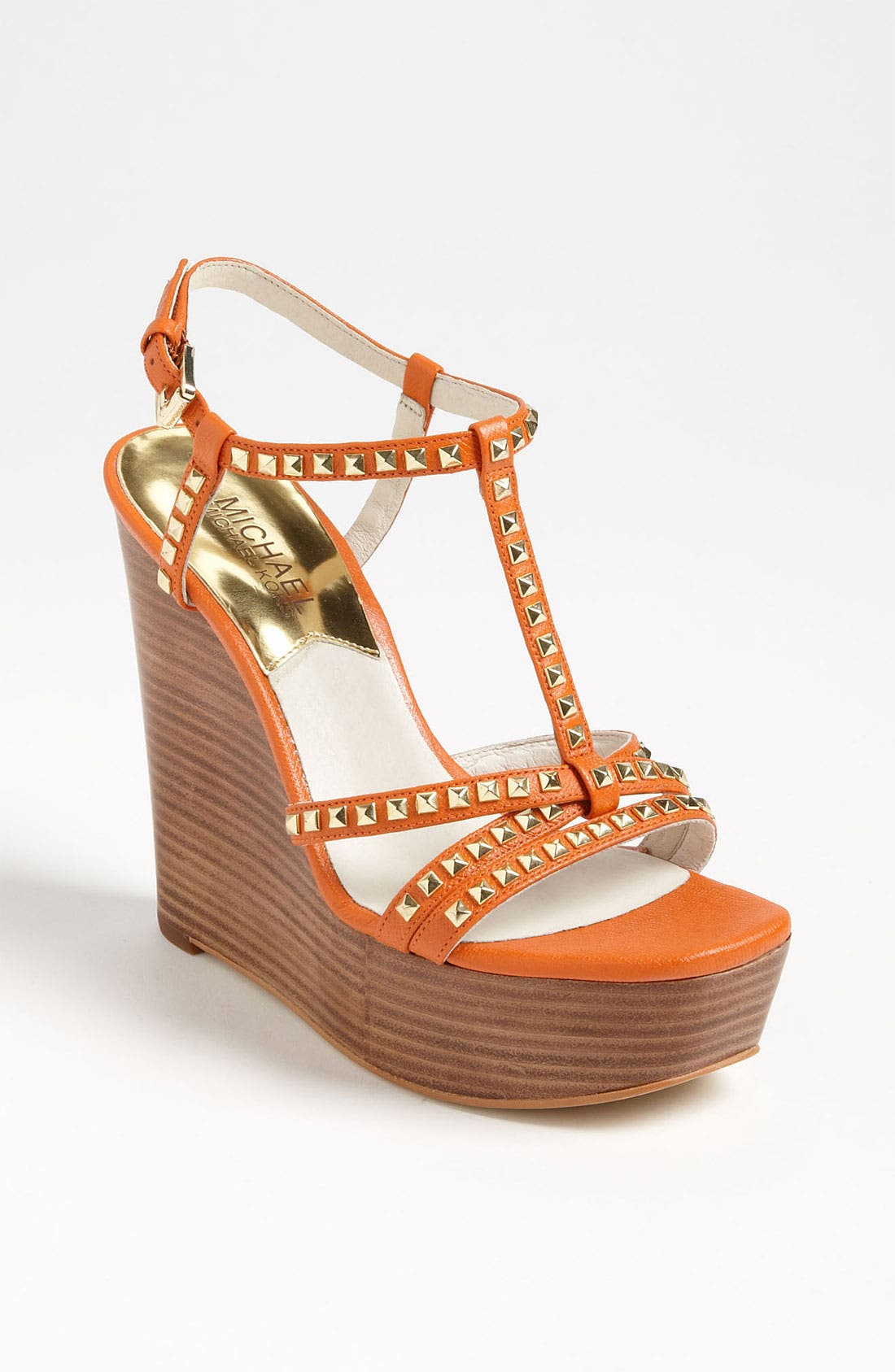 Alternate Image 1 Selected - MICHAEL Michael Kors 'Alexi' Wedge