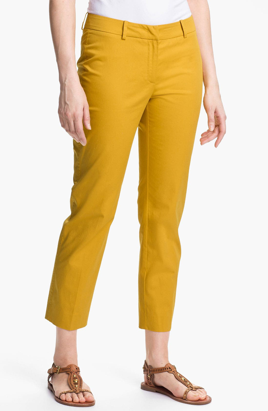 Alternate Image 1 Selected - Weekend Max Mara 'Kiwi' Pants