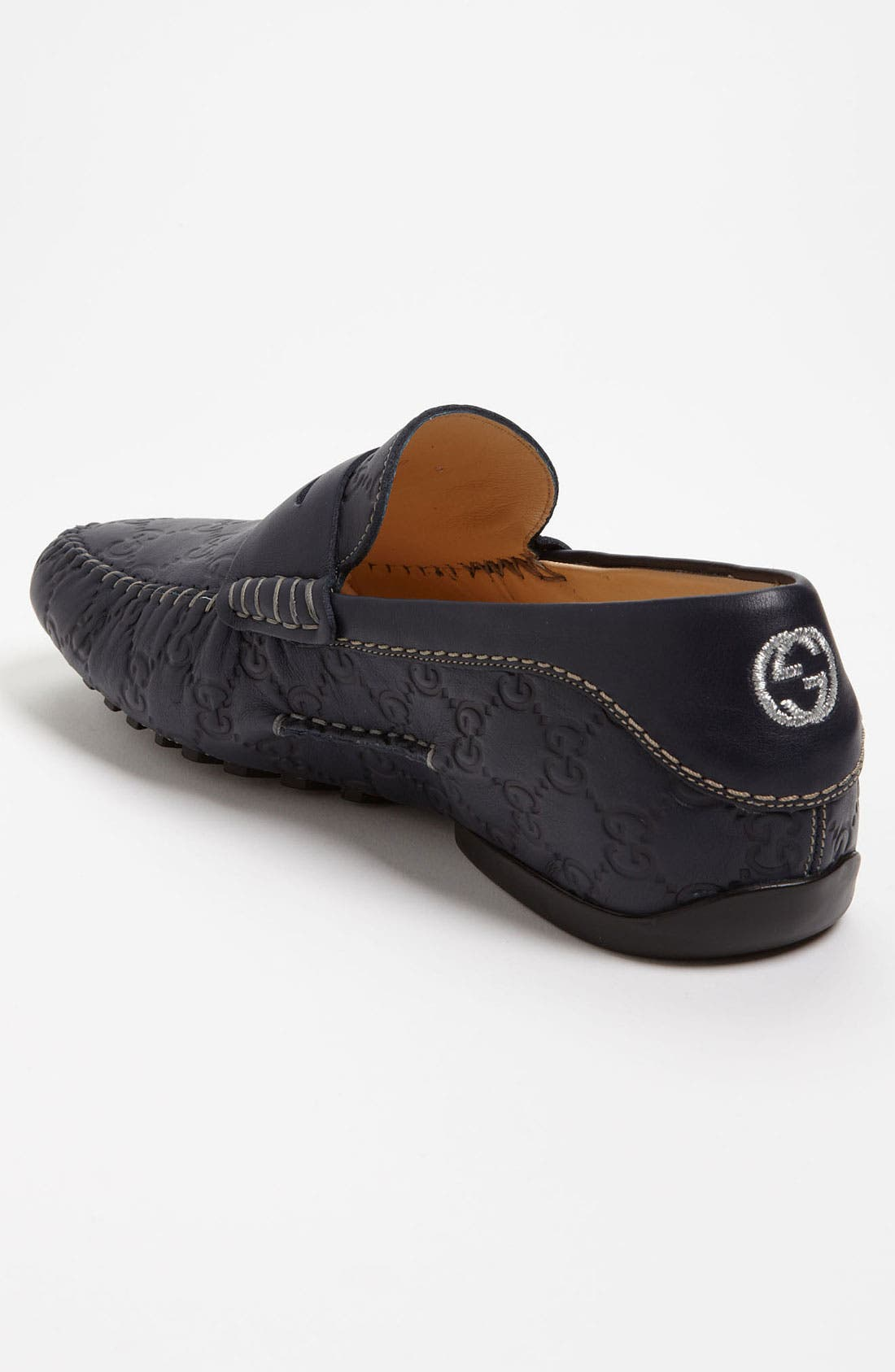 Alternate Image 2  - Gucci 'San Marino' Driving Shoe