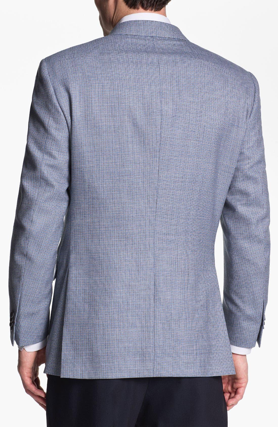 Alternate Image 2  - Peter Millar Check Sportcoat