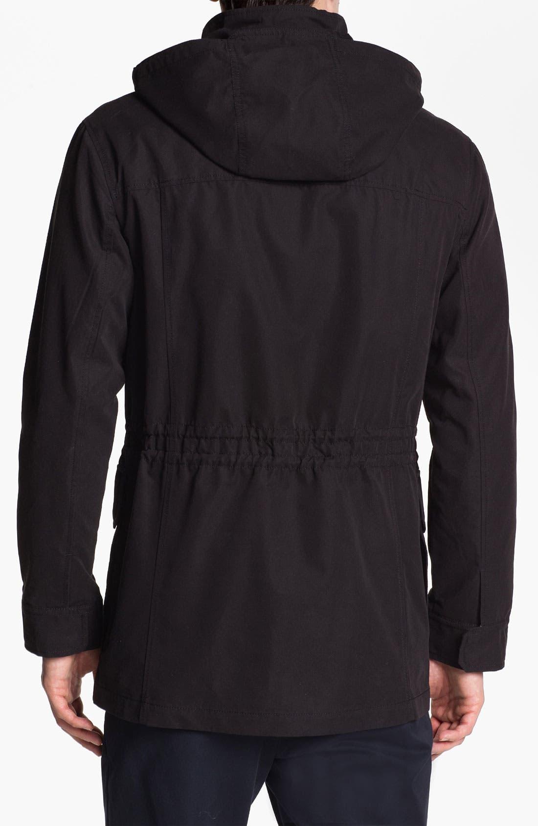 Alternate Image 2  - Cole Haan Duffle Jacket