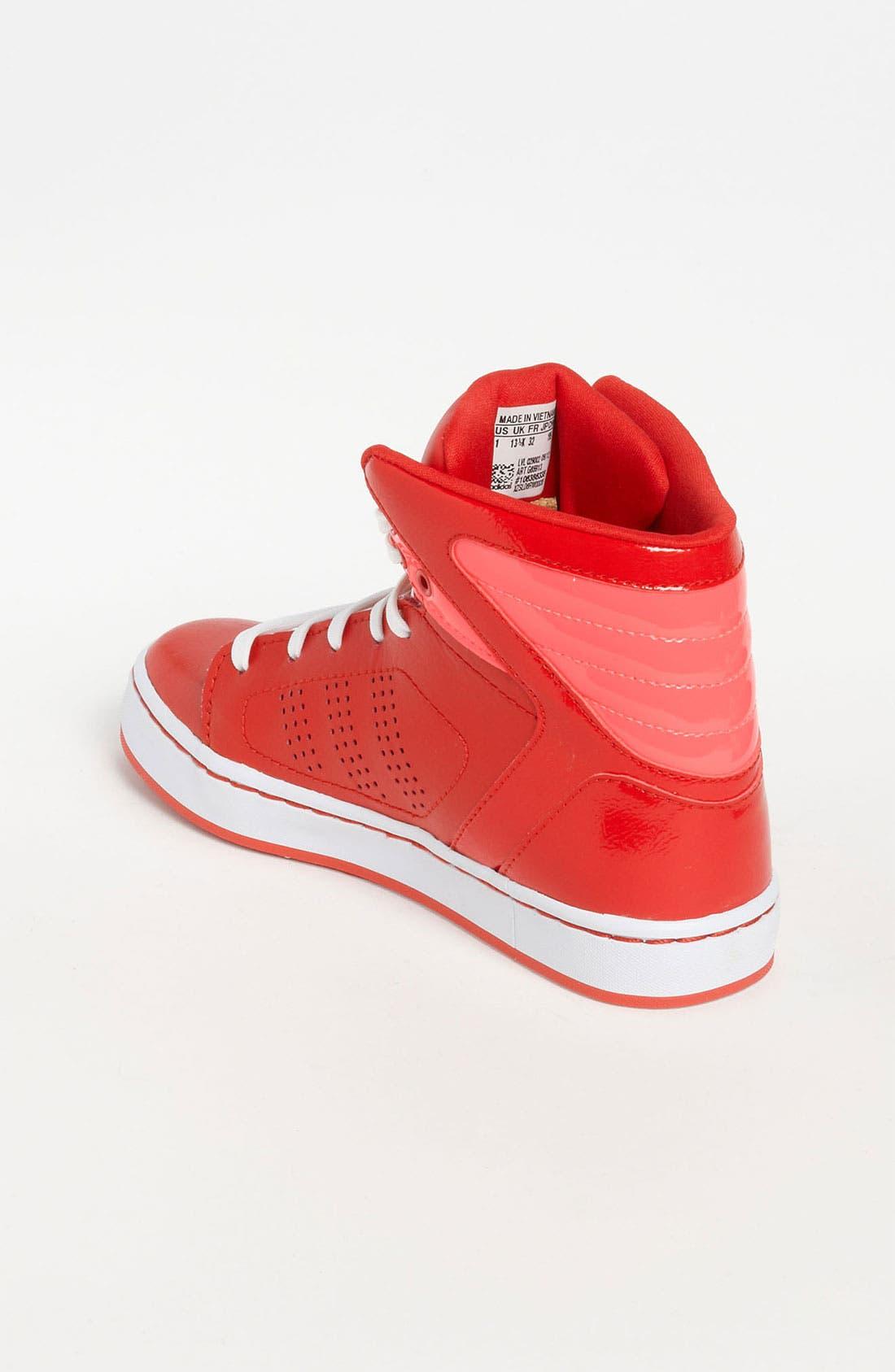 Alternate Image 2  - adidas 'Adi High EXT' Sneaker (Toddler & Little Kid)