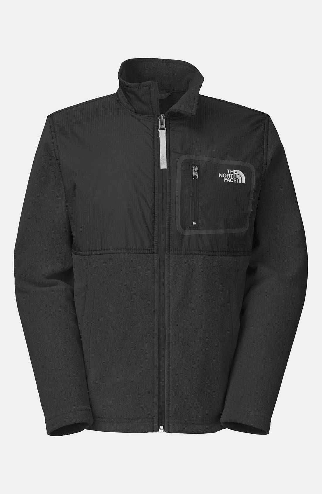 Alternate Image 1 Selected - The North Face 'Peril Glacier' Jacket (Little Boys & Big Boys)