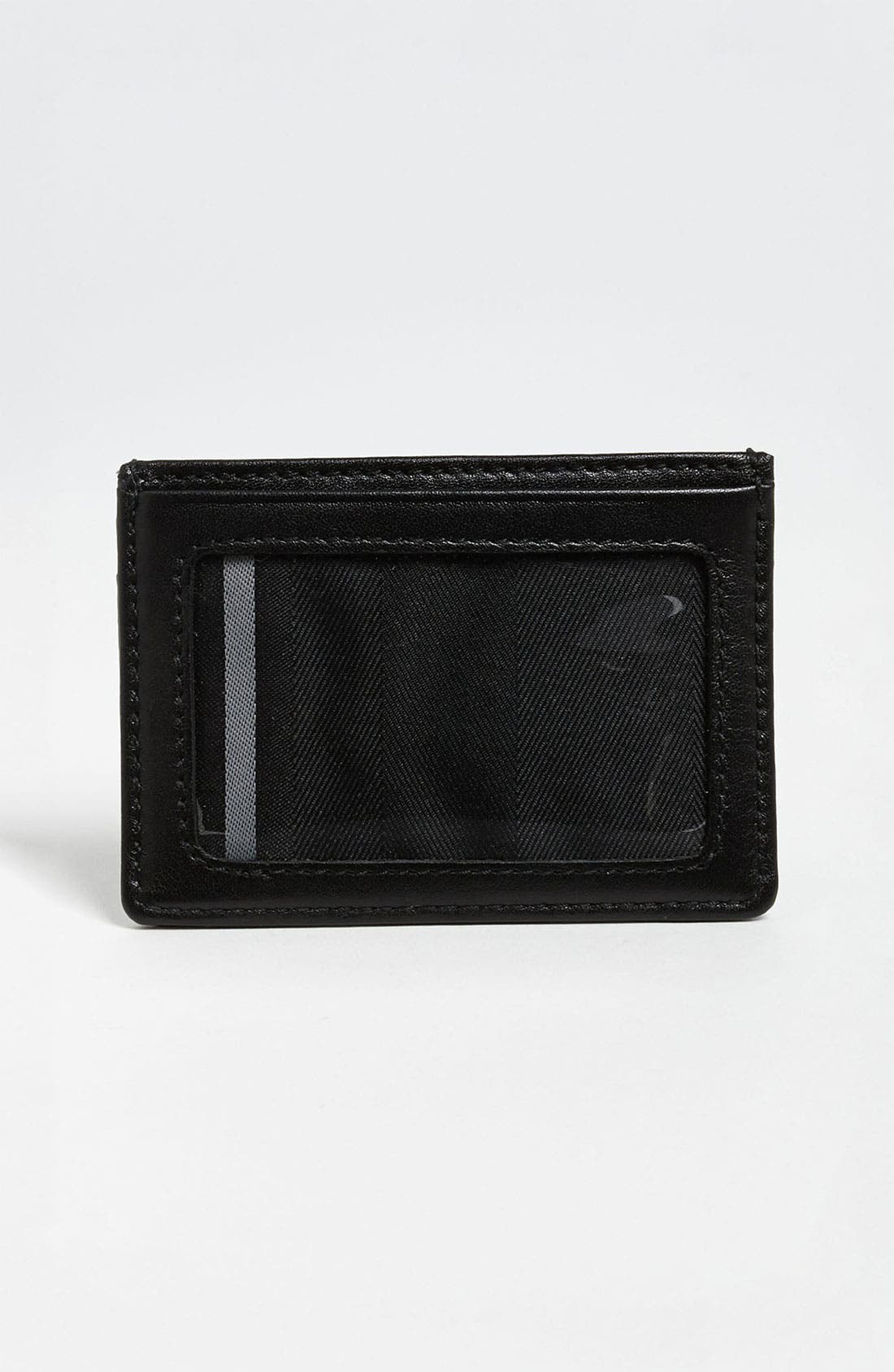 Alternate Image 2  - BOSS Black 'Saurio' Card Case