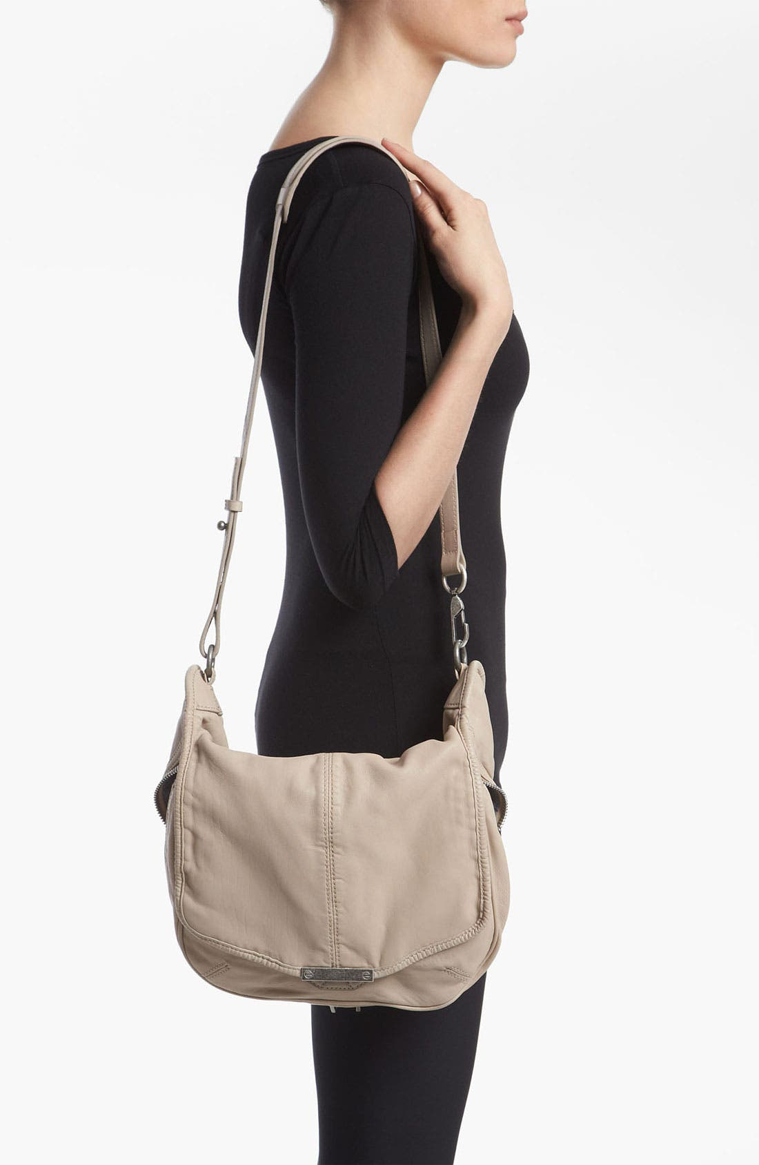 Alternate Image 2  - Alexander Wang 'Iris' Leather Shoulder Bag