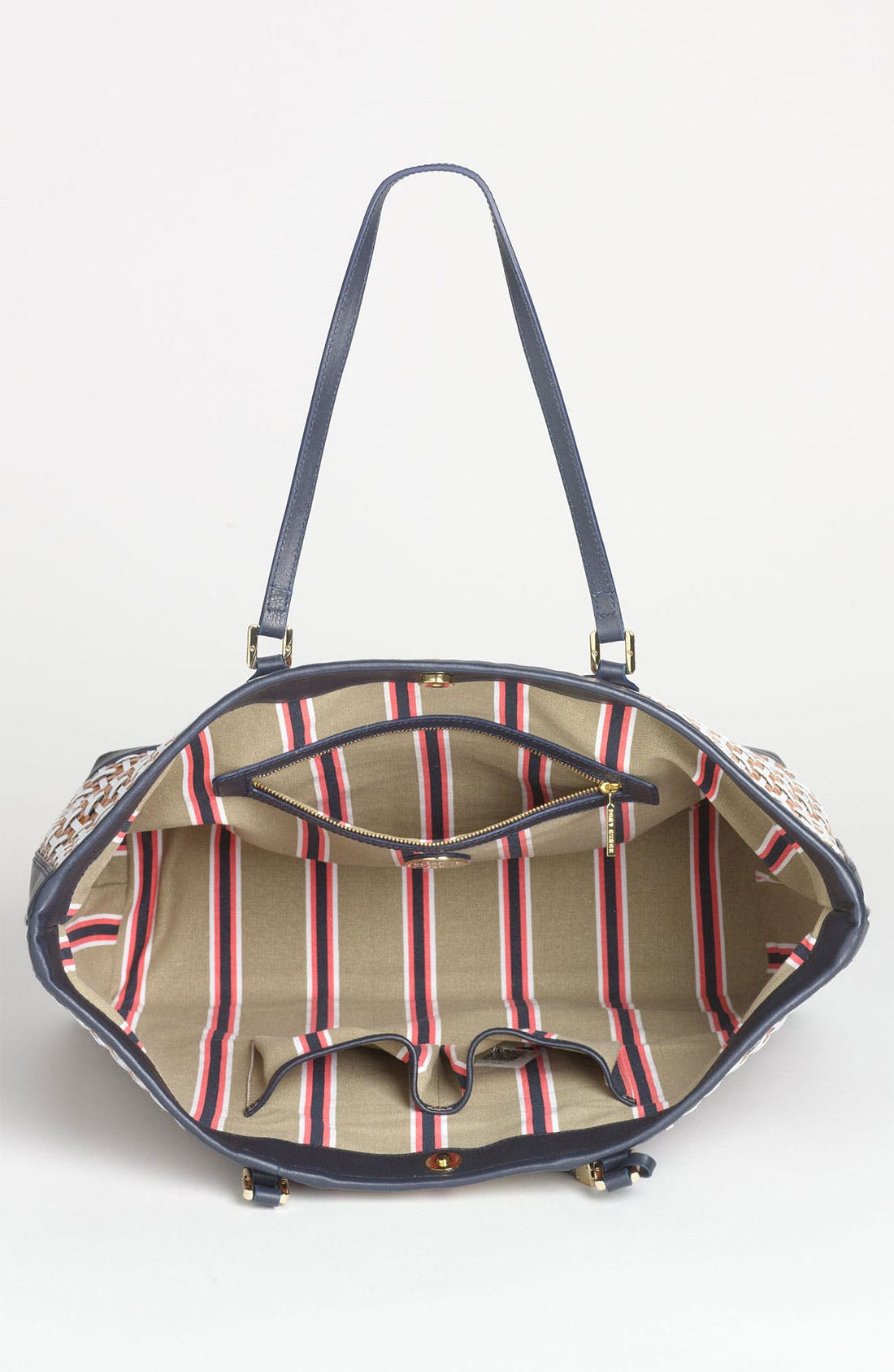 Alternate Image 3  - Tory Burch 'Vintage Logo' Tote