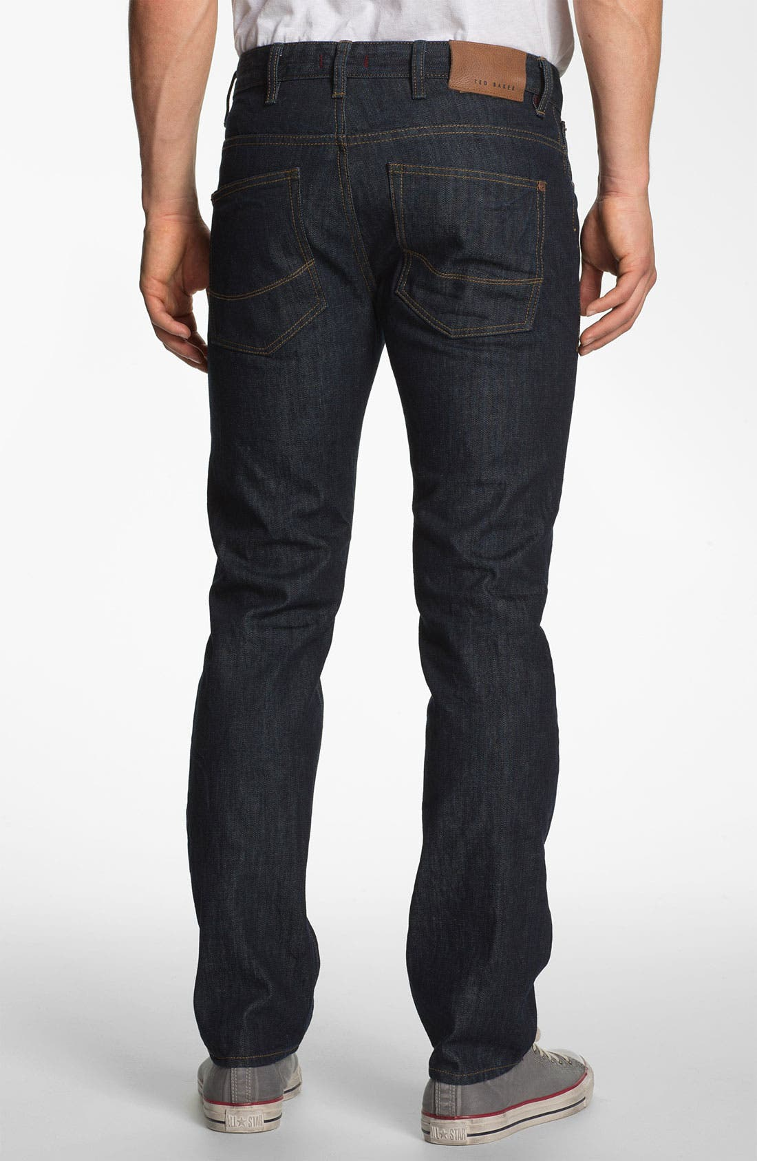 Alternate Image 2  - Ted Baker London 'Cabrie' Classic Fit Jeans