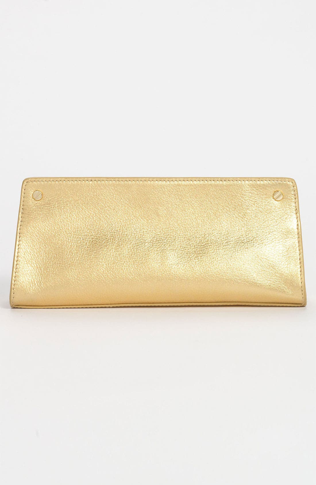 Alternate Image 4  - Tory Burch 'Austin' Leather Clutch