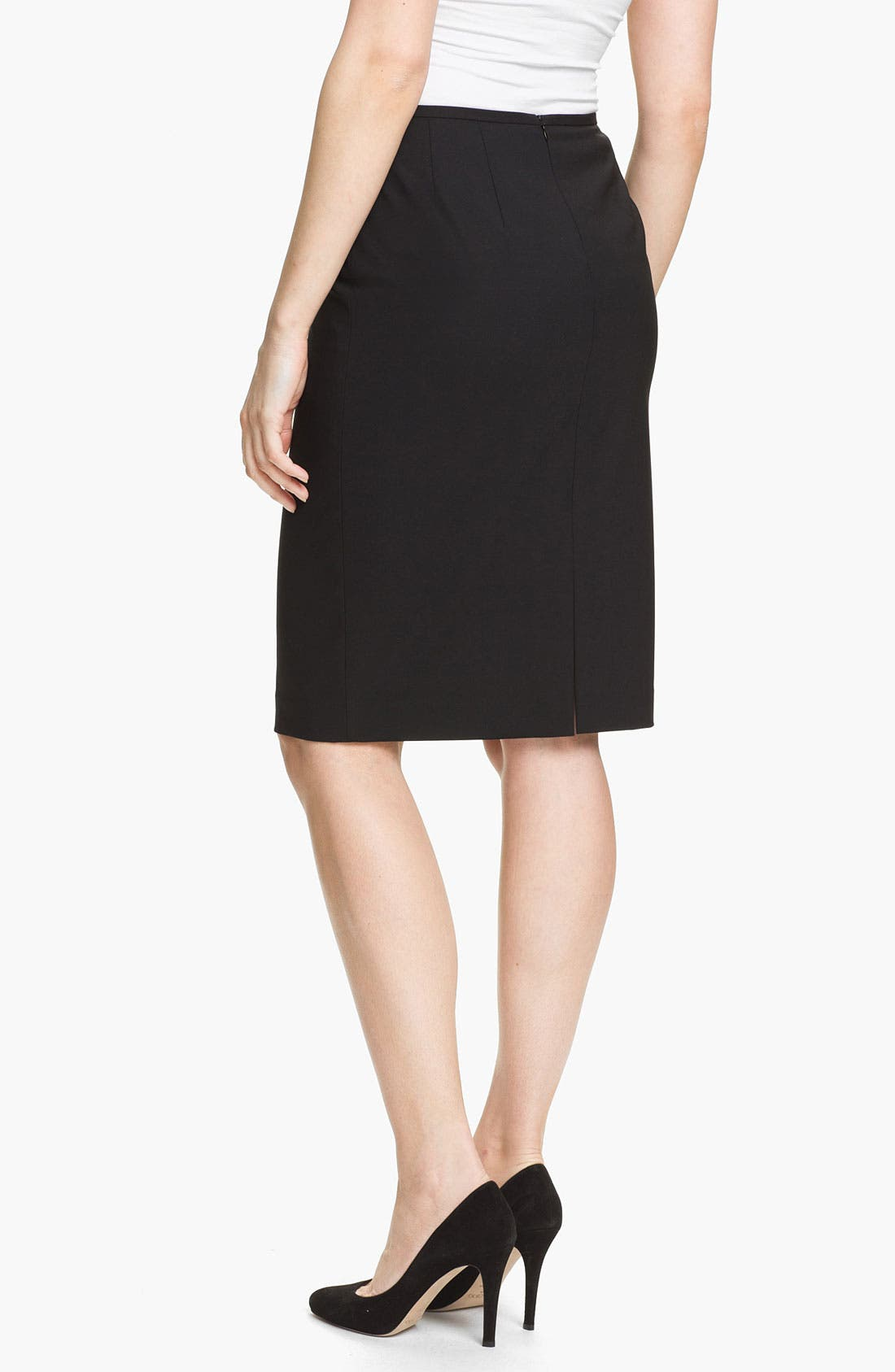 Alternate Image 1 Selected - Lafayette 148 New York 'Maxine' Skirt