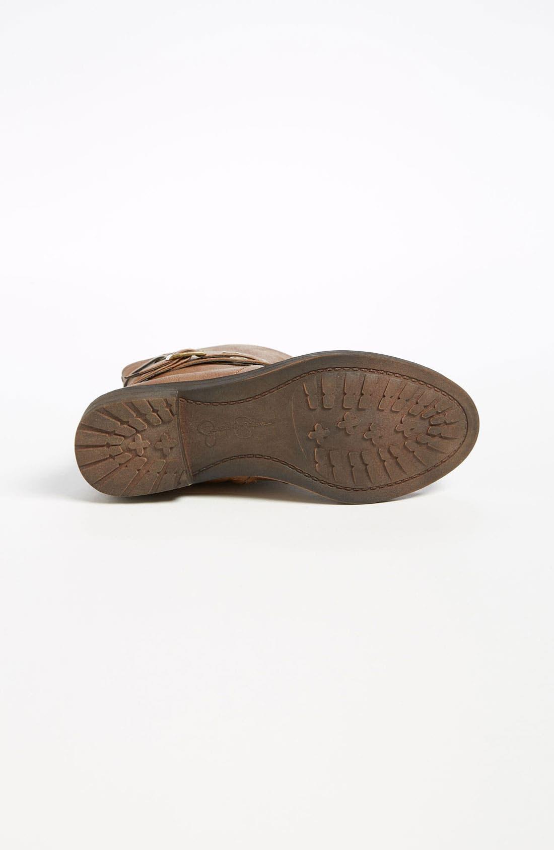 Alternate Image 4  - Jessica Simpson 'Ellice' Boot (Little Kid & Big Kid) (Online Only)