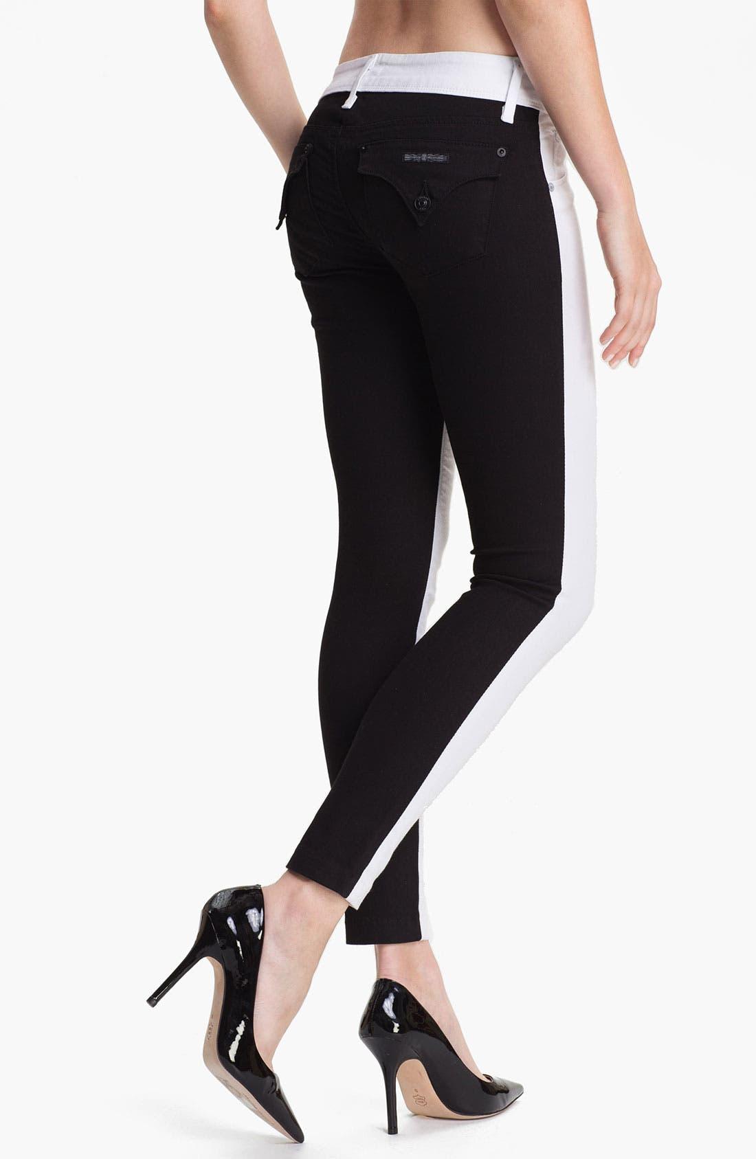 Alternate Image 2  - Hudson Jeans 'Collin' Skinny Stretch Jeans (Vice Versa)