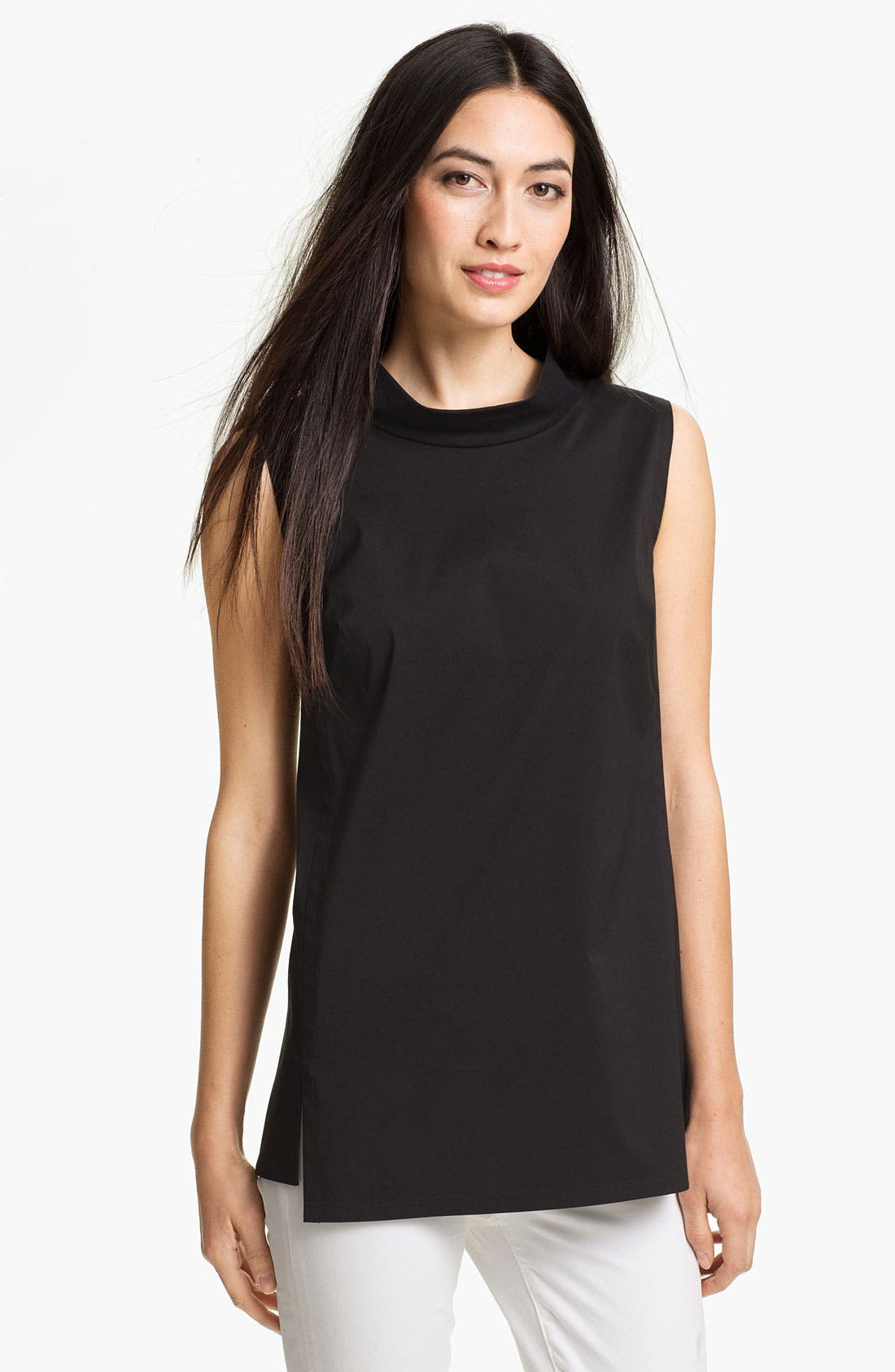 Alternate Image 1 Selected - Lafayette 148 New York 'Raven' Tunic (Online Exclusive)