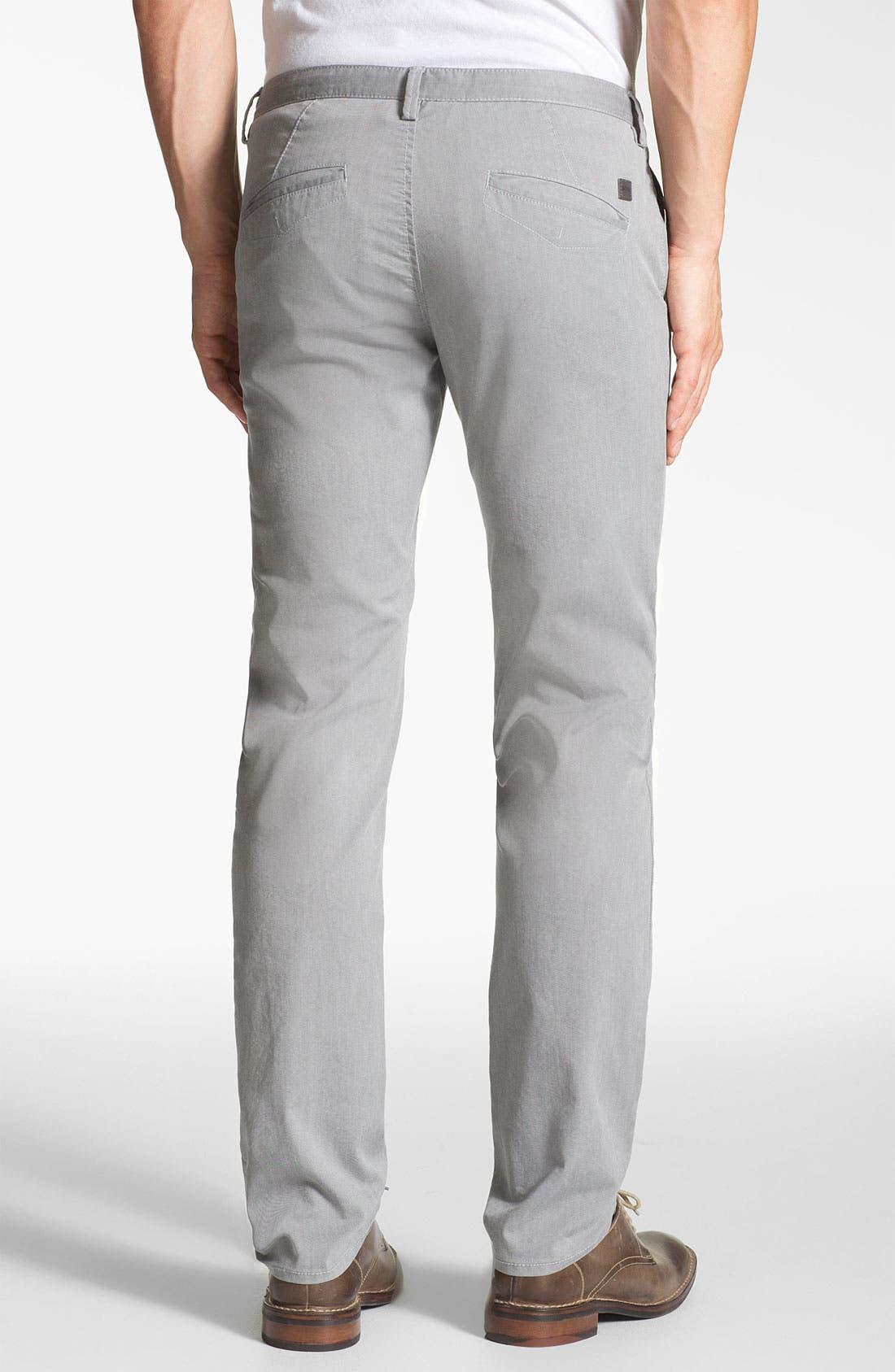 Alternate Image 2  - BOSS HUGO BOSS 'Rice' Slim Fit Pants