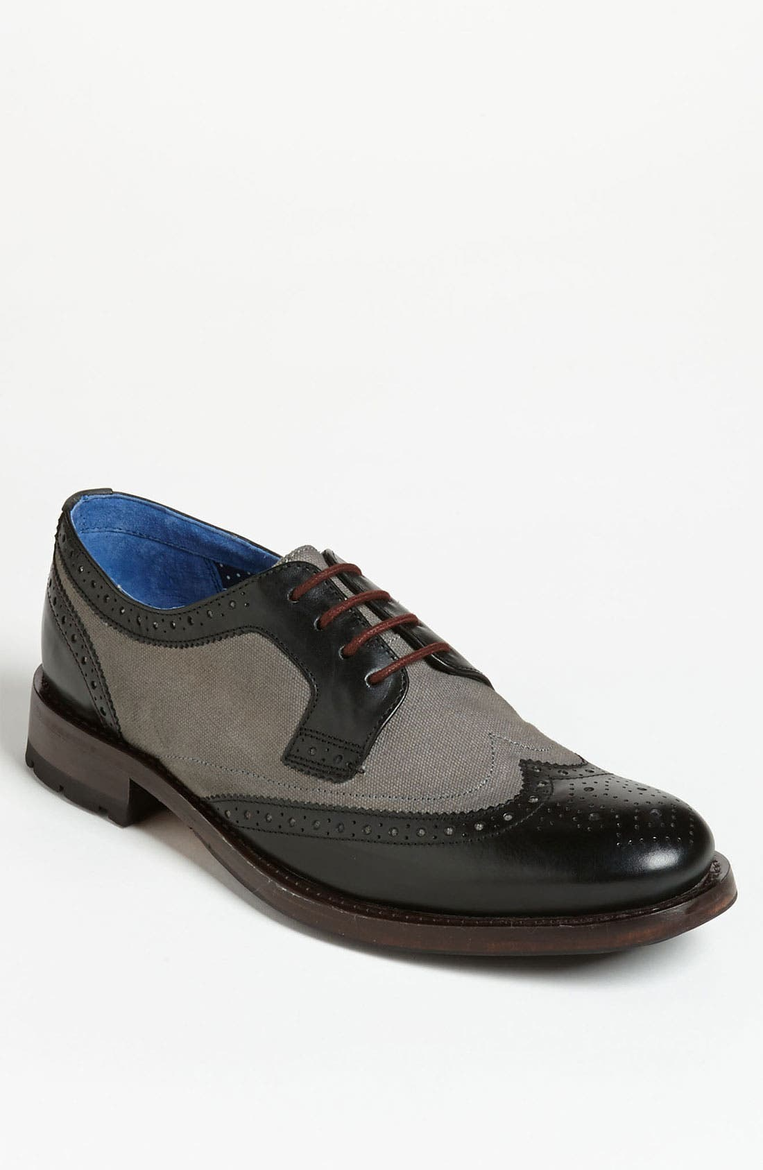 Alternate Image 1 Selected - Ted Baker London 'Cassiuss' Spectator Shoe