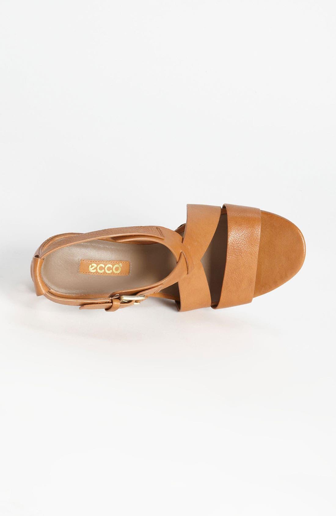 Alternate Image 3  - ECCO 'Ossima' Wedge Sandal