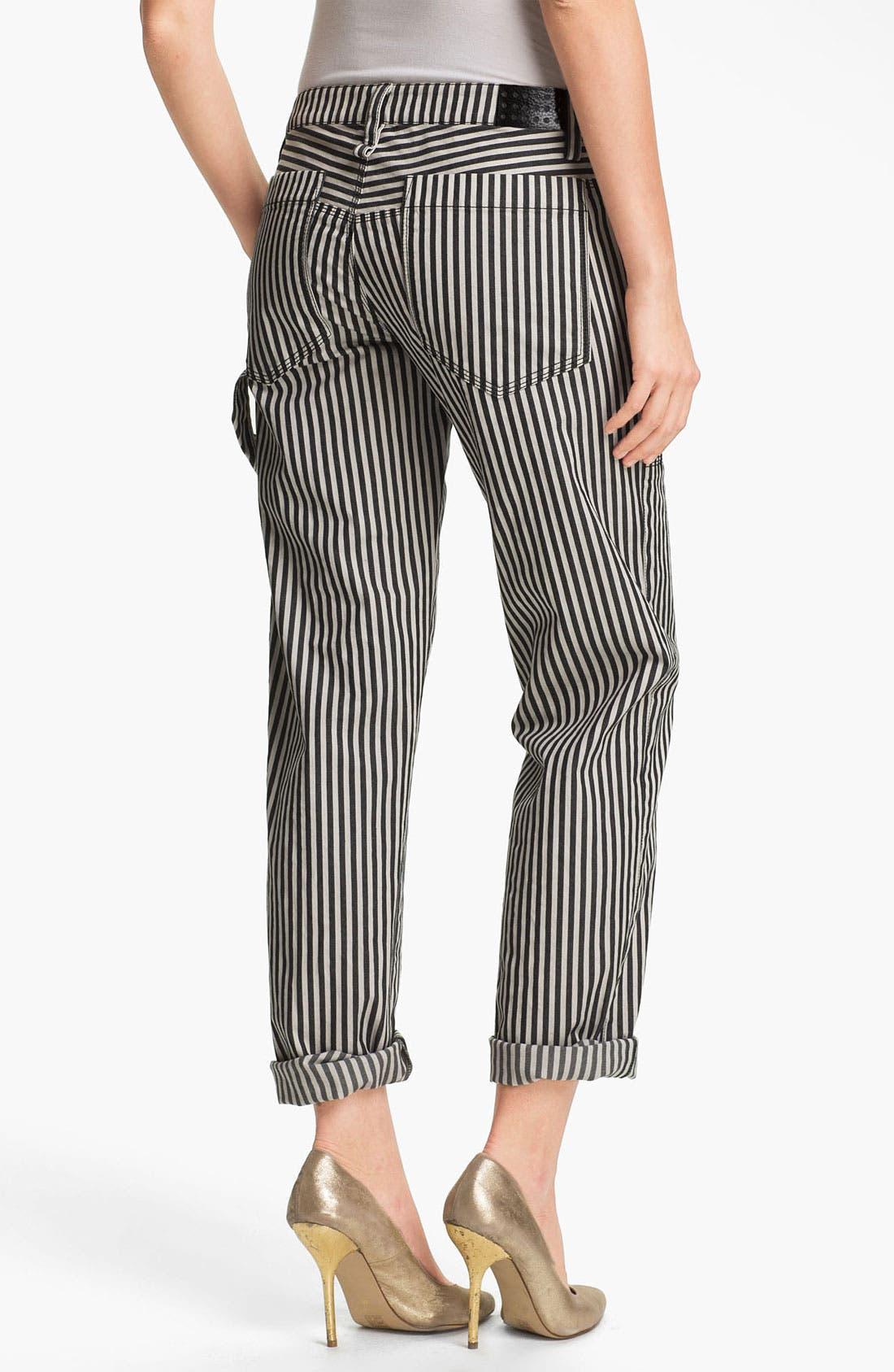 Alternate Image 2  - Kelly Wearstler 'Practitioner' Stripe Pants
