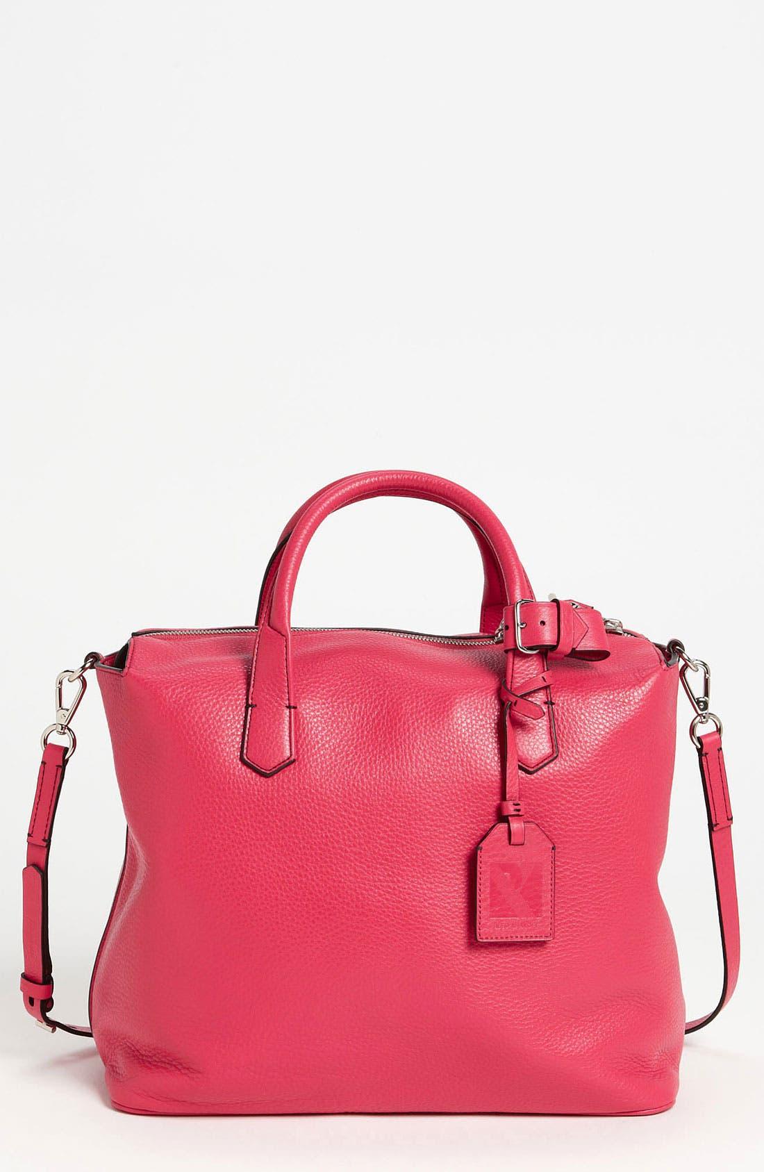 Main Image - Reed Krakoff 'Gym Bag' Leather Satchel