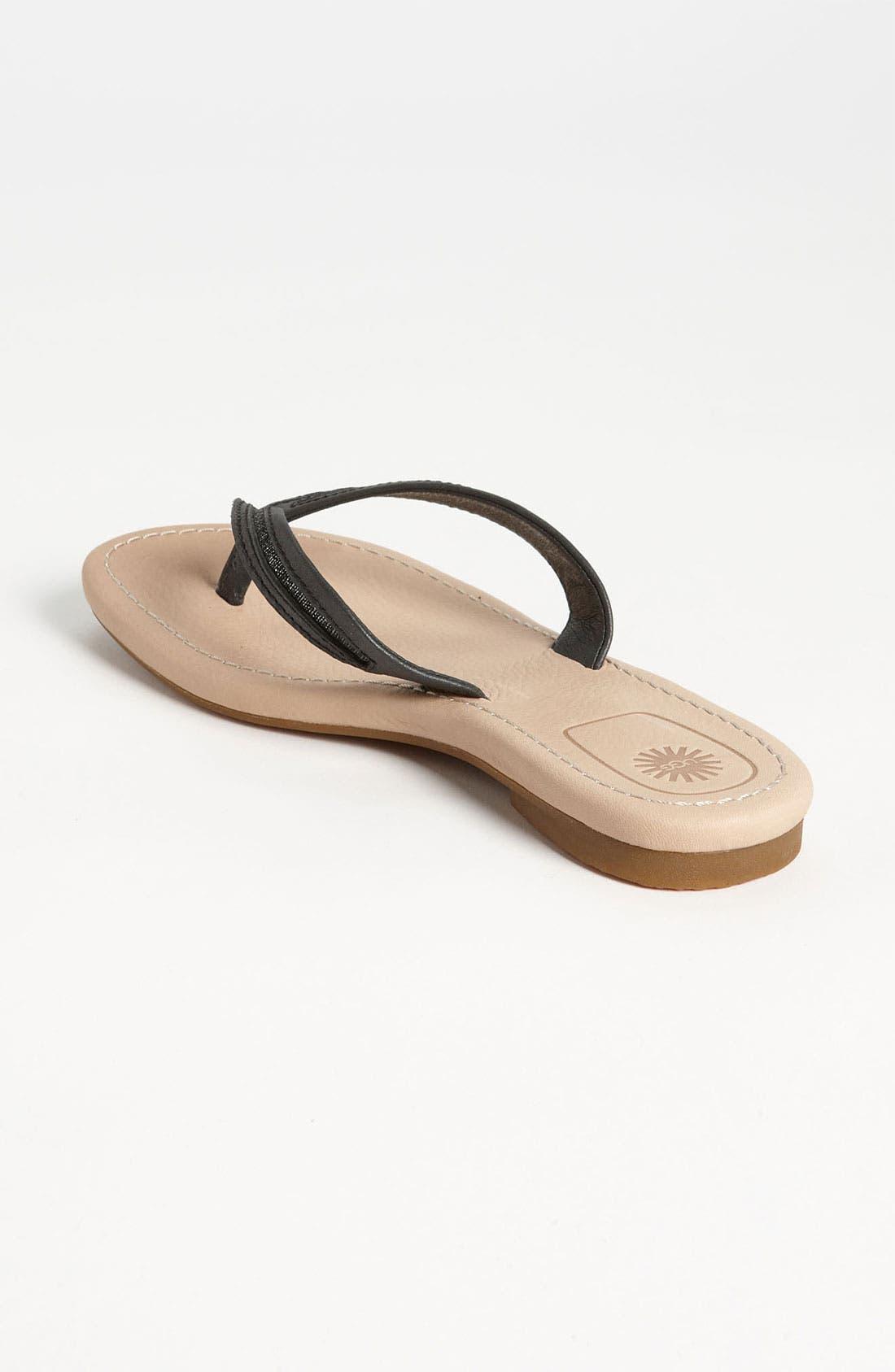 Alternate Image 2  - UGG® Australia 'Elyza II' Sandal (Women)