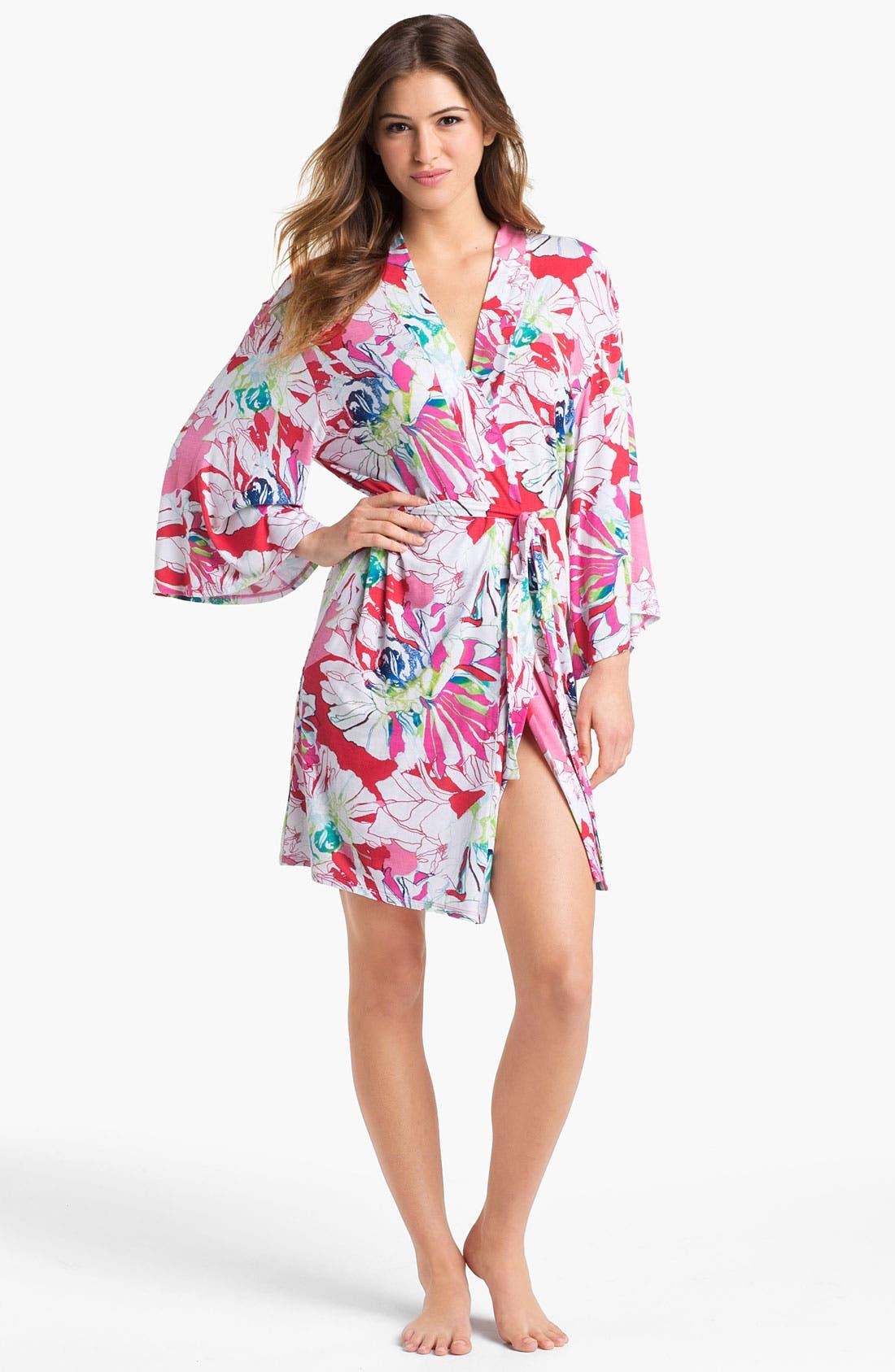 Alternate Image 1 Selected - Josie 'Island Flower' Robe