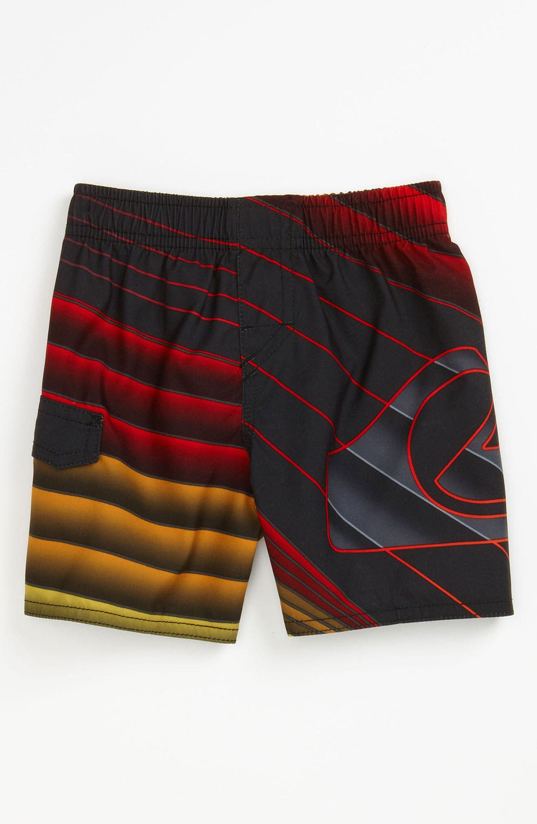 Alternate Image 1 Selected - Quiksilver 'Revival' Volley Shorts (Toddler)