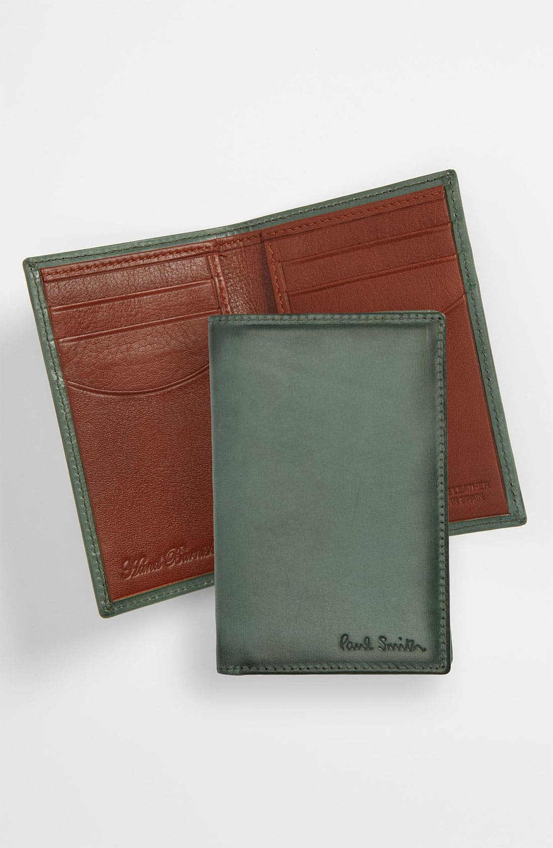 Main Image - Paul Smith Accessories Burnished Wallet