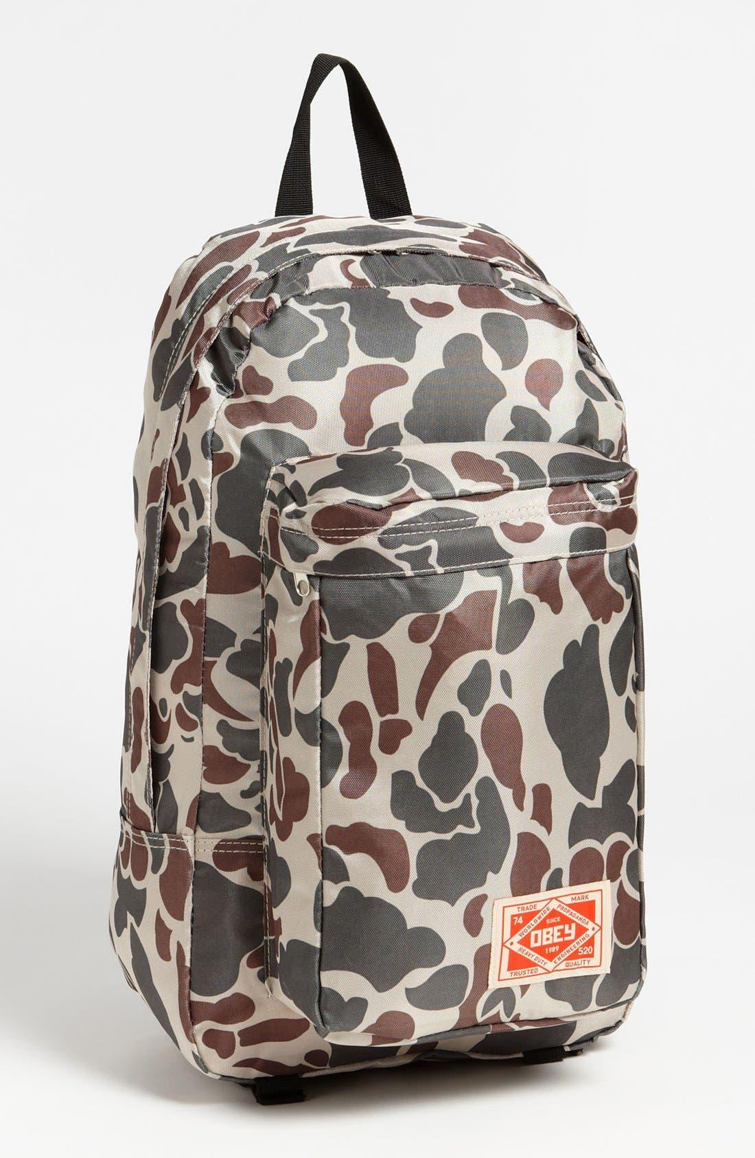 Alternate Image 1 Selected - Obey 'Commuter' Backpack