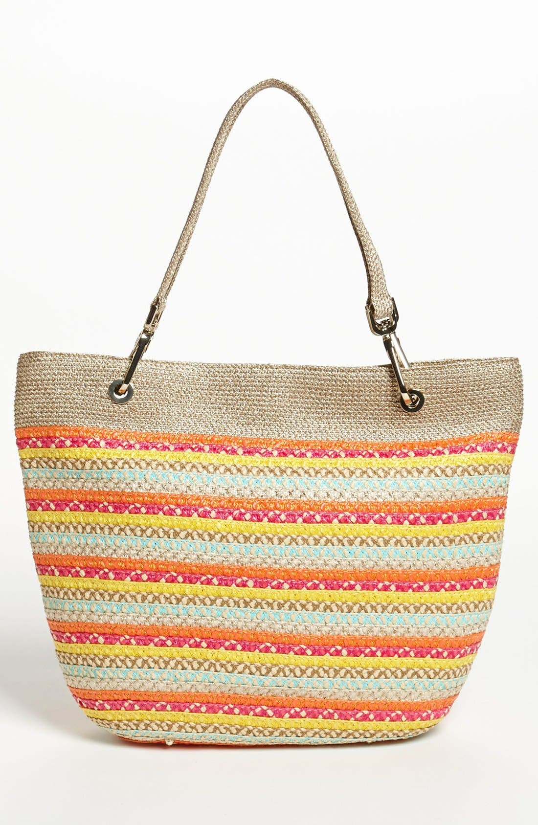 Alternate Image 4  - Eric Javits Woven Shopper