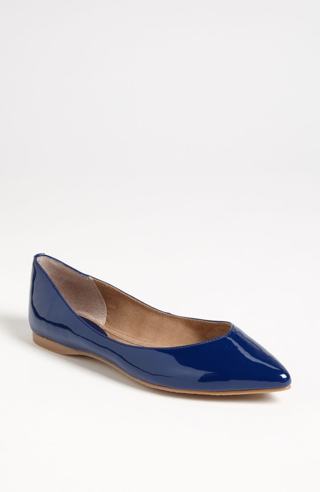 Main Image - BP. 'Moveover' Pointy Toe Flat (Women)