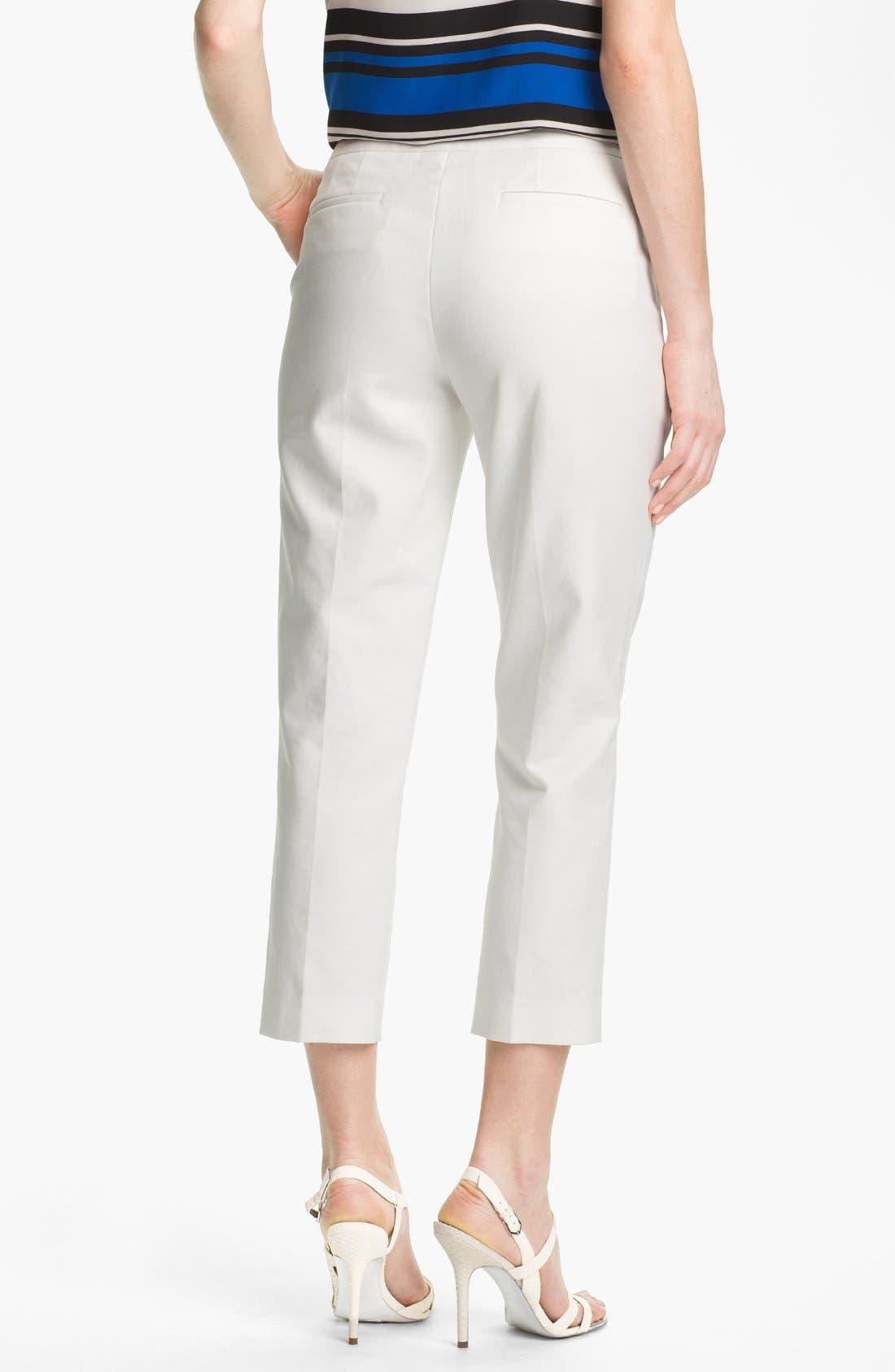 Alternate Image 2  - Vince Camuto Skinny Crop Pants